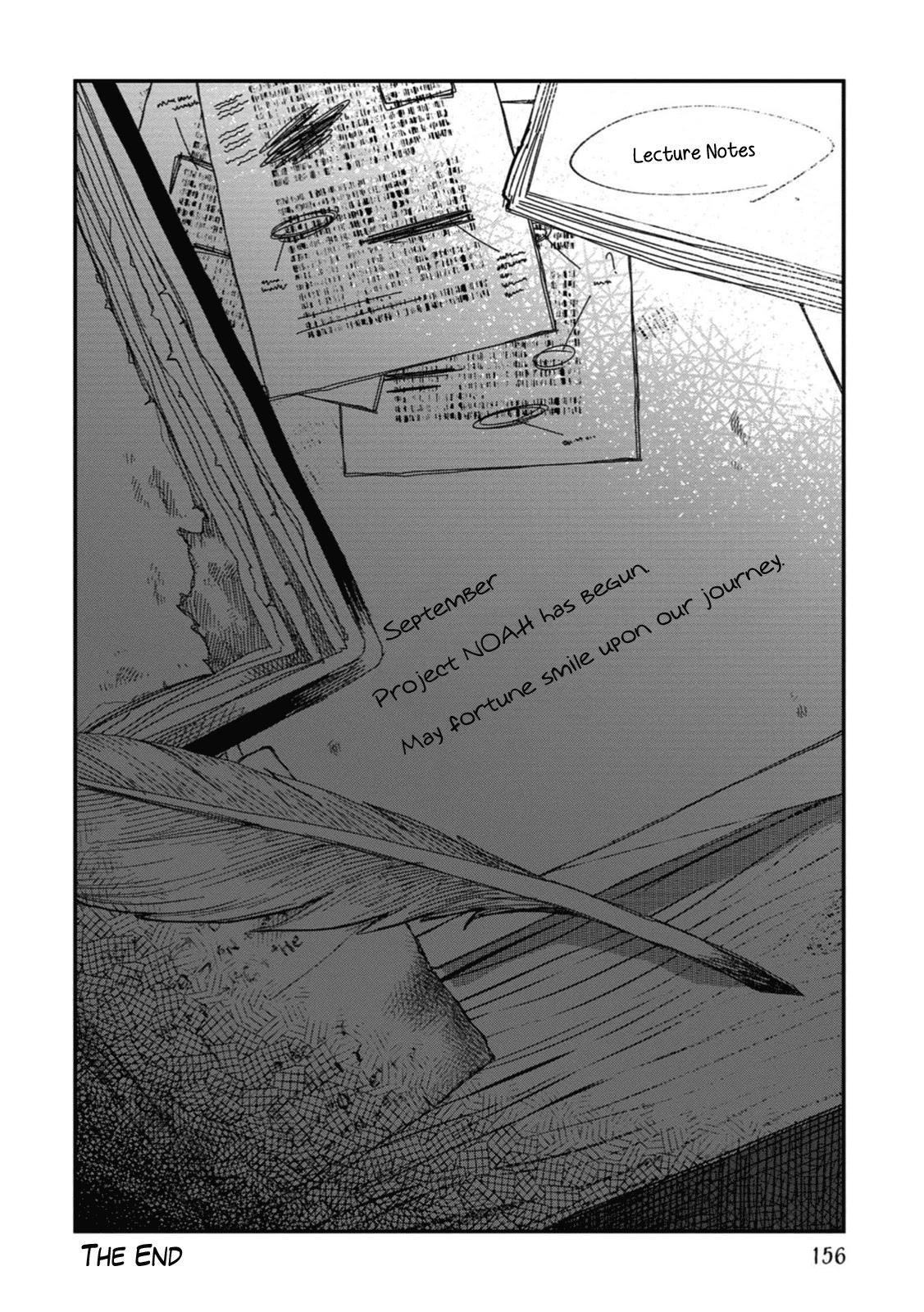 Rojica To Rakkasei Chapter 24: Among The Fireflies page 42 - Mangakakalots.com
