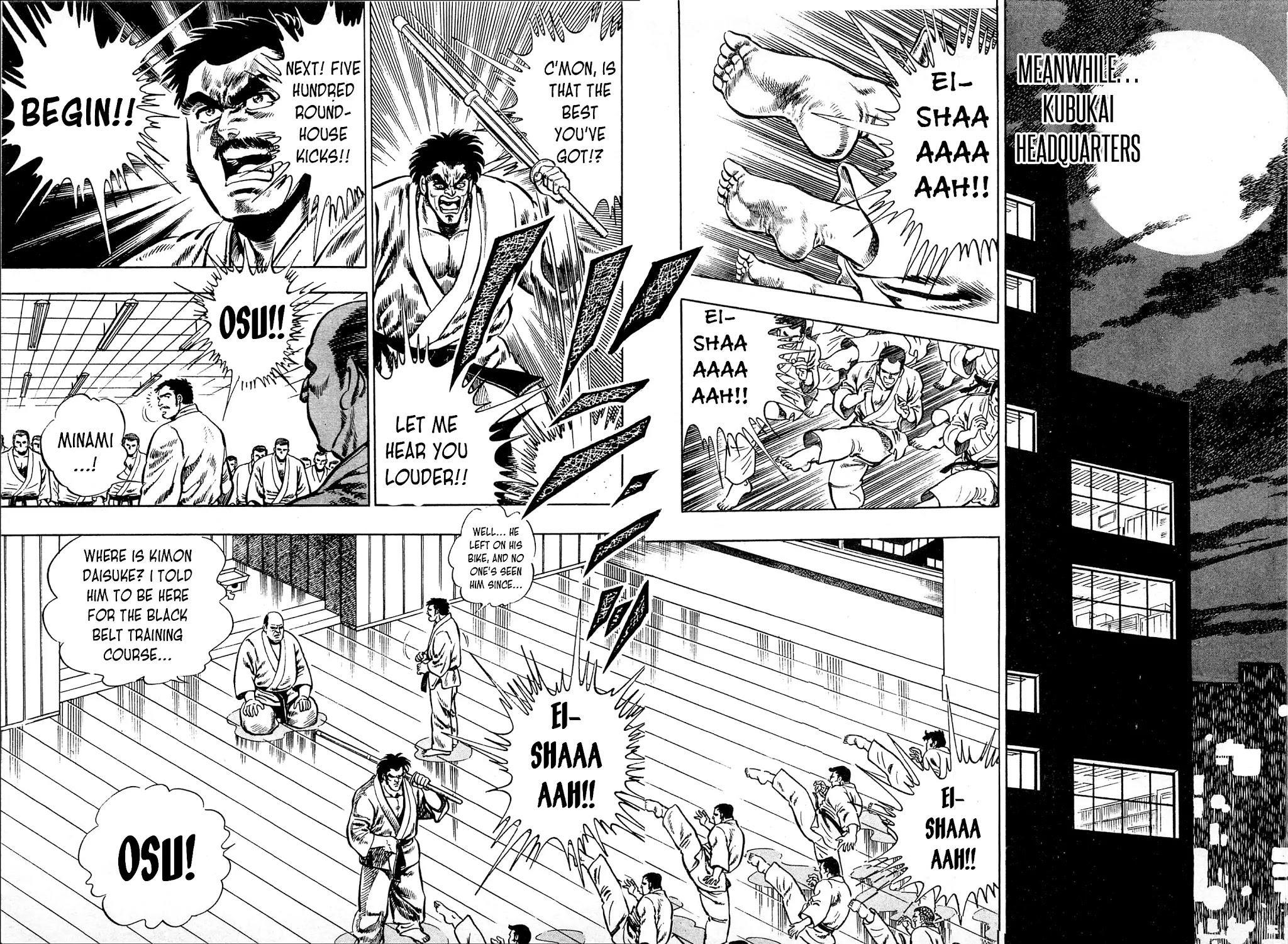 Karate Apocalypse Chapter 9: Premeditated Murder page 18 - Mangakakalots.com