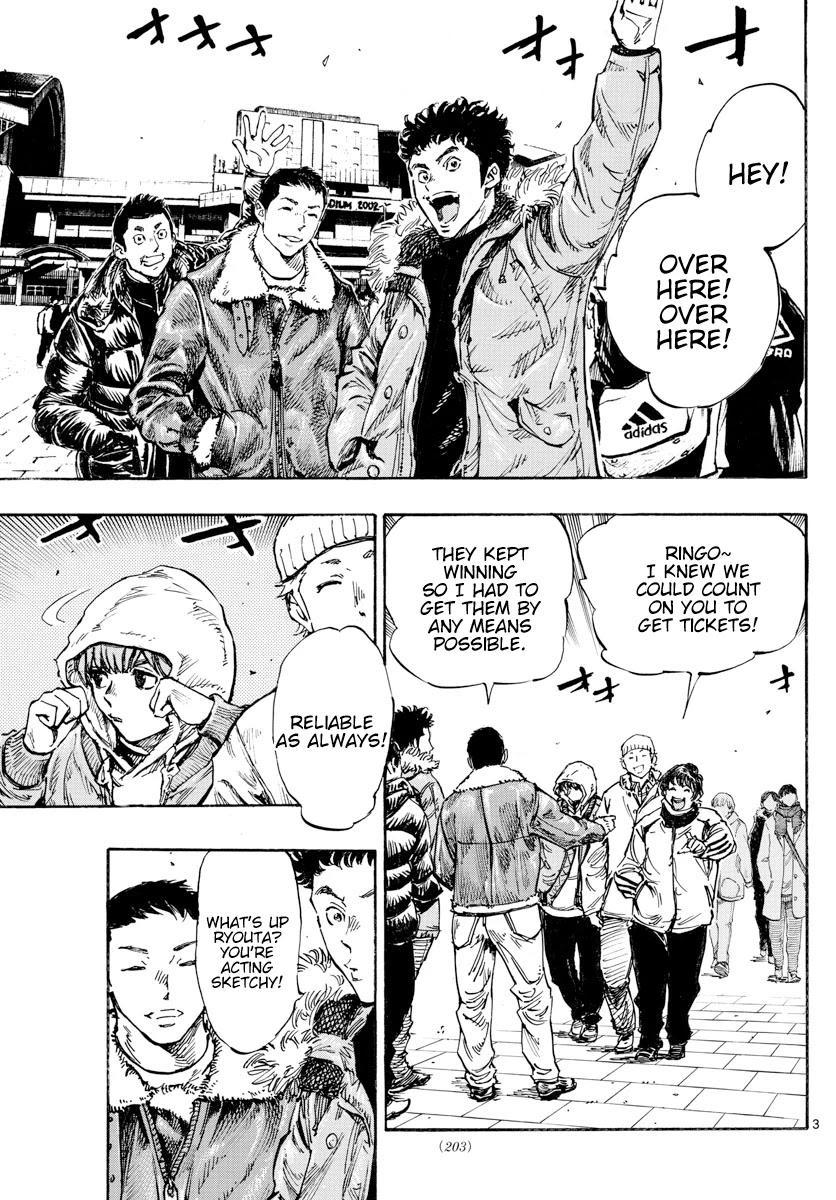Be Blues ~Ao Ni Nare~ Chapter 455: Settling Scores page 4 - Mangakakalots.com