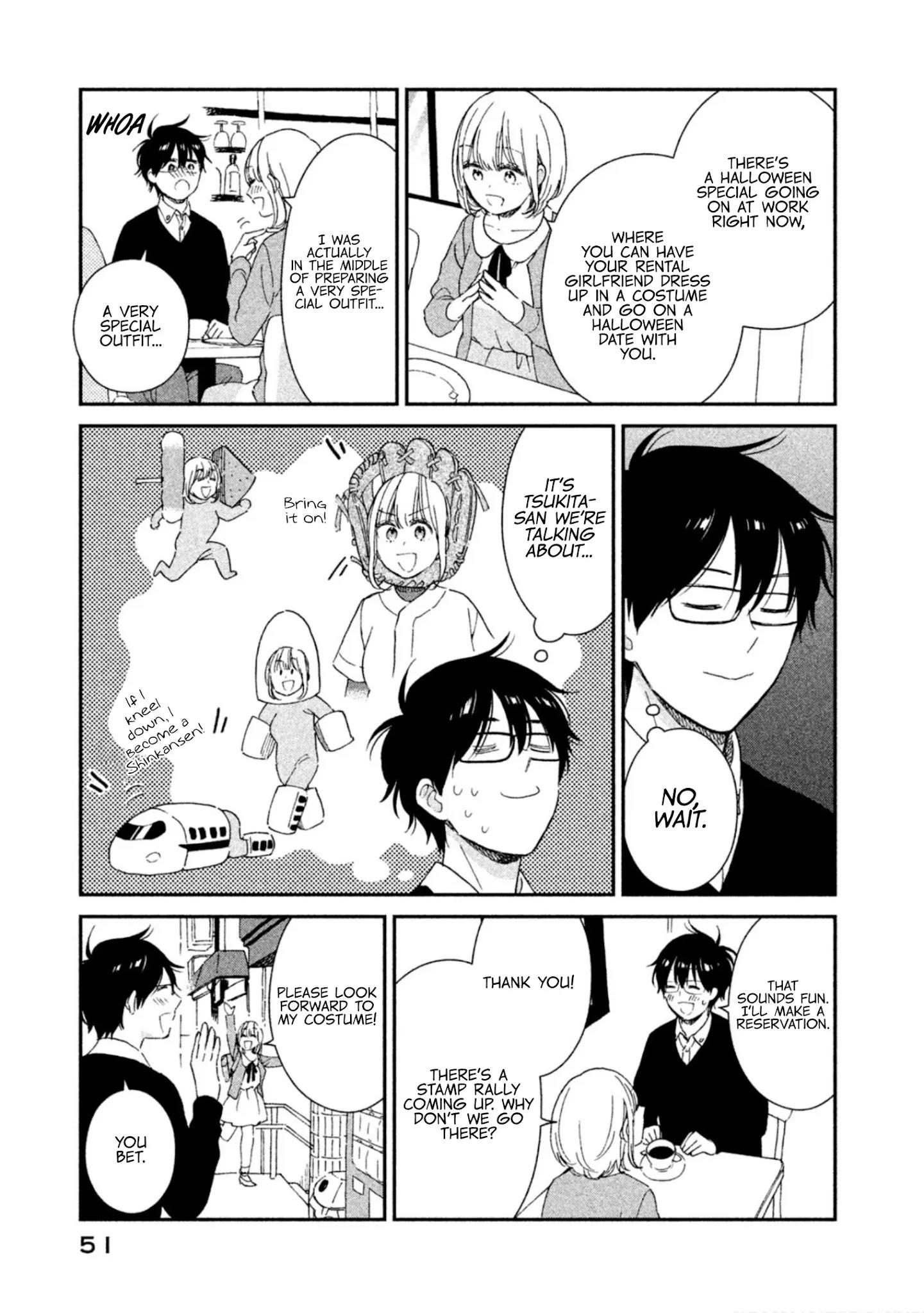 Rental Girlfriend Tsukita-San Chapter 12: 12Th Date page 3 - Mangakakalots.com