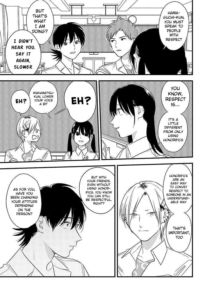 Soushi Souai (Liberum) Chapter 55: Hierarchical Relationship page 13 - Mangakakalots.com