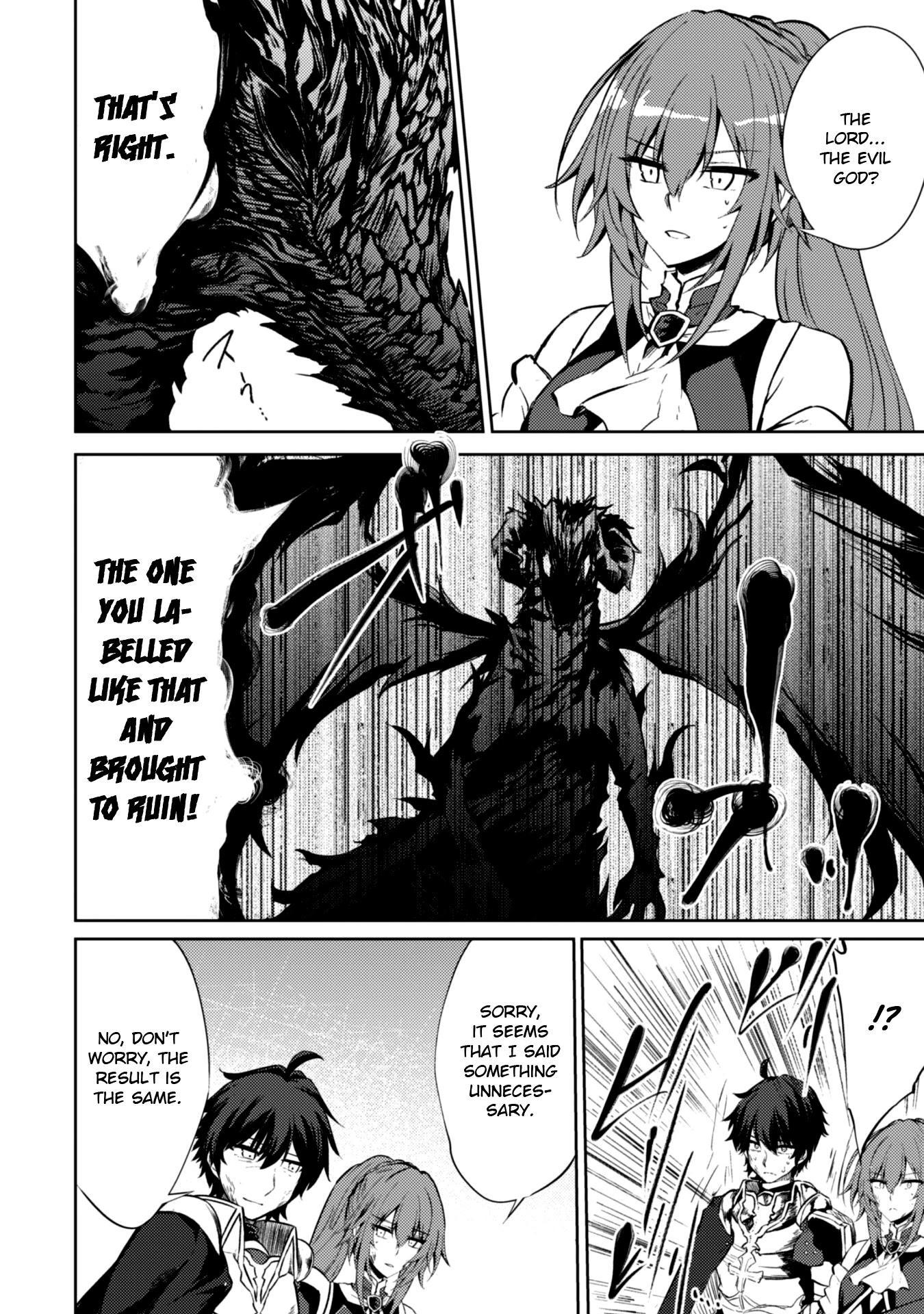 Moto Saikyou No Kenshi Wa, Isekai Mahou Ni Akogareru Chapter 23 page 14 - Mangakakalots.com