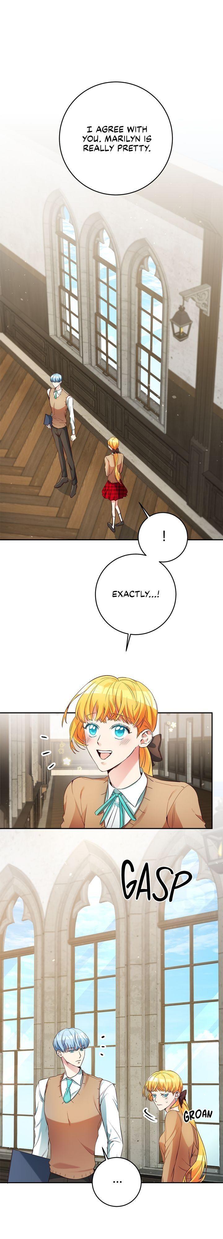Marilyn Likes Lariensa Too Much! Chapter 19 page 1 - Mangakakalots.com