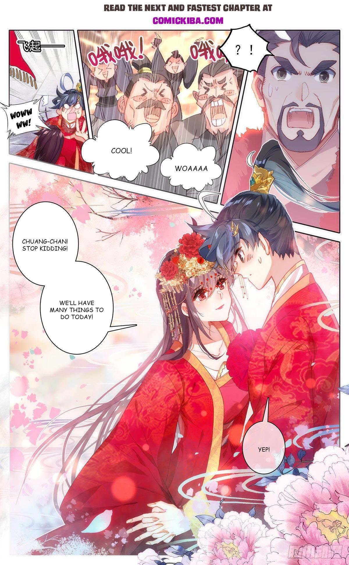 Azure Legacy Chapter 99 page 16 - Mangakakalots.com