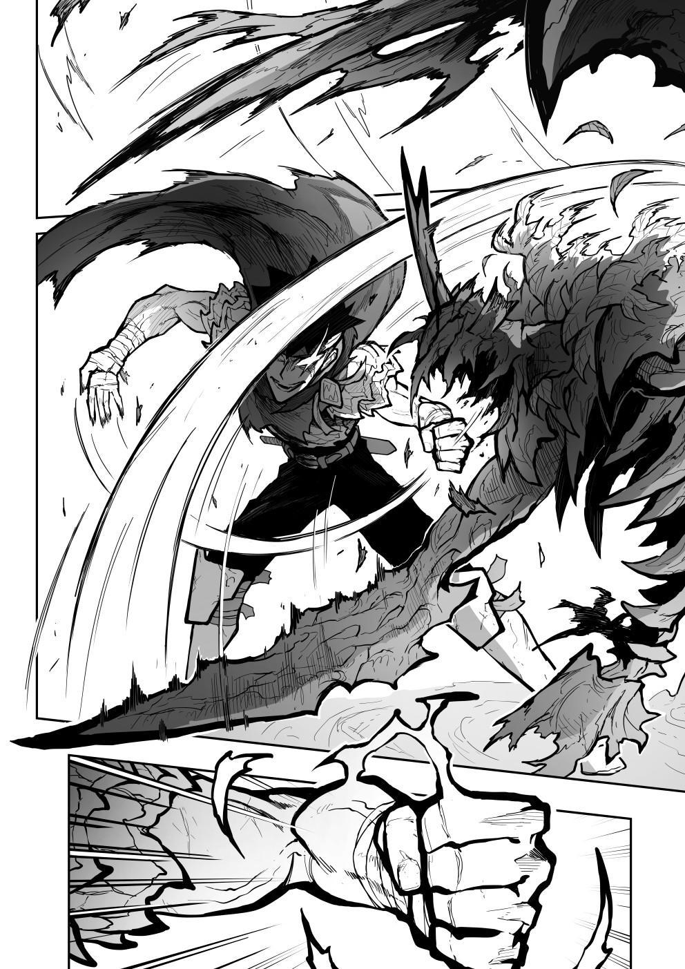 Dragon Claw Vol.2 Chapter 10: Dedication page 3 - Mangakakalots.com