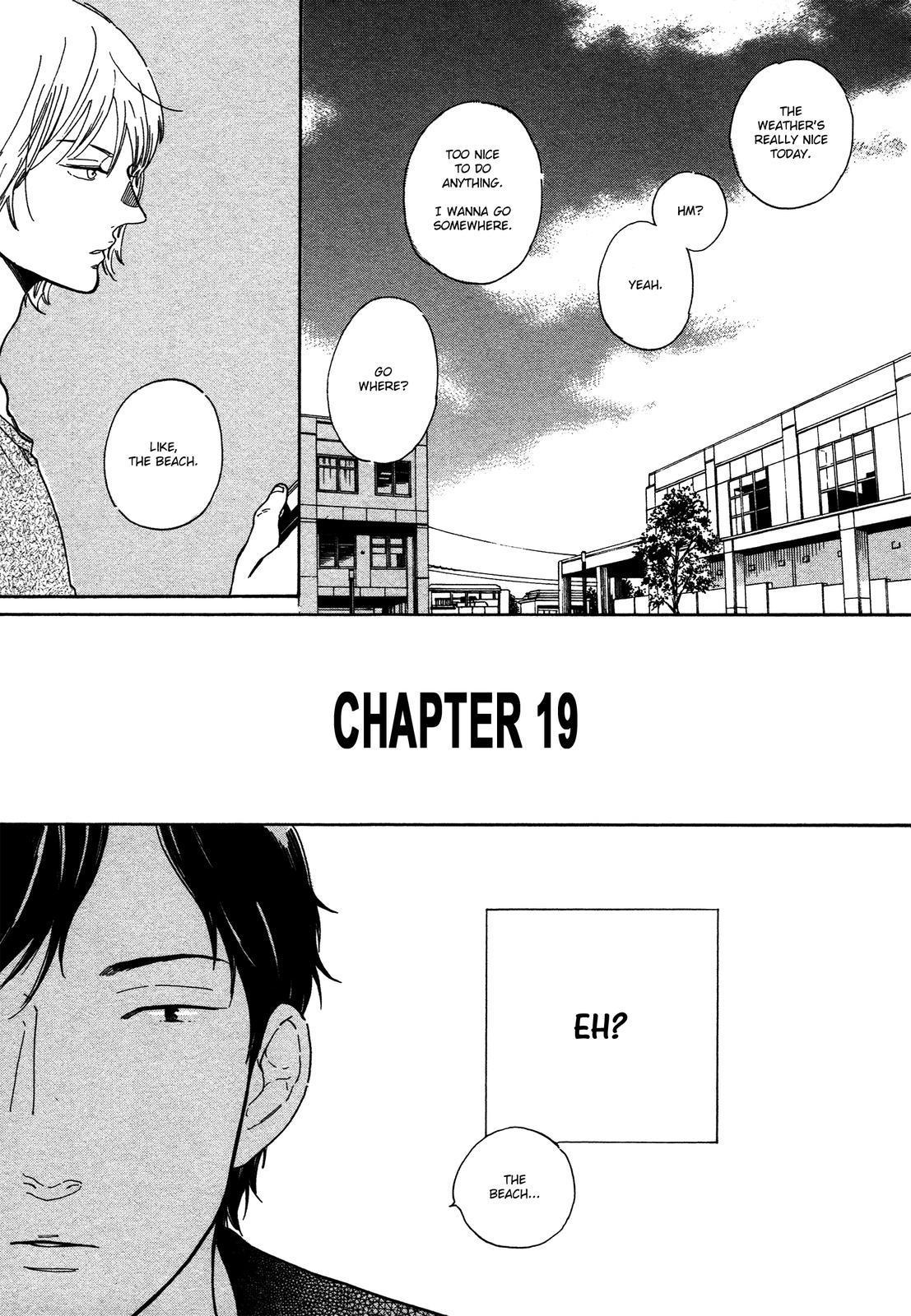 Stay Gold (Hideyoshico) Chapter 19 page 2 - Mangakakalots.com