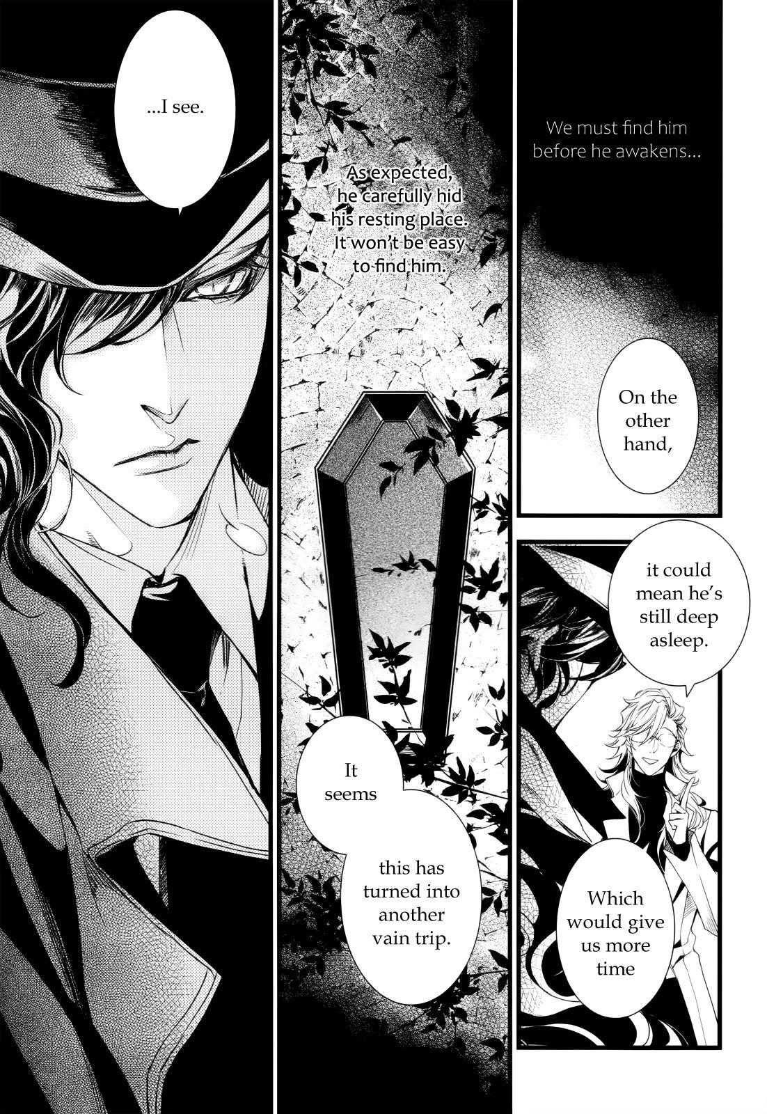 Vampire Library Chapter 37 page 6 - Mangakakalots.com