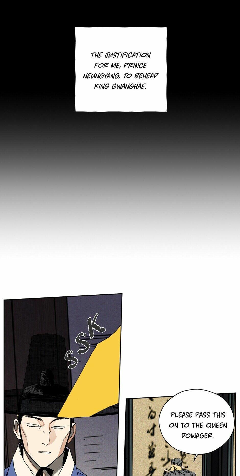 Finally, The Blue Flame Chapter 21 page 12 - Mangakakalots.com