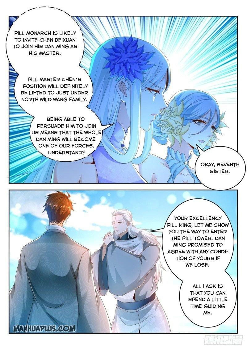 Rebirth Of The Urban Immortal Cultivator Chapter 477 page 9 - Mangakakalots.com