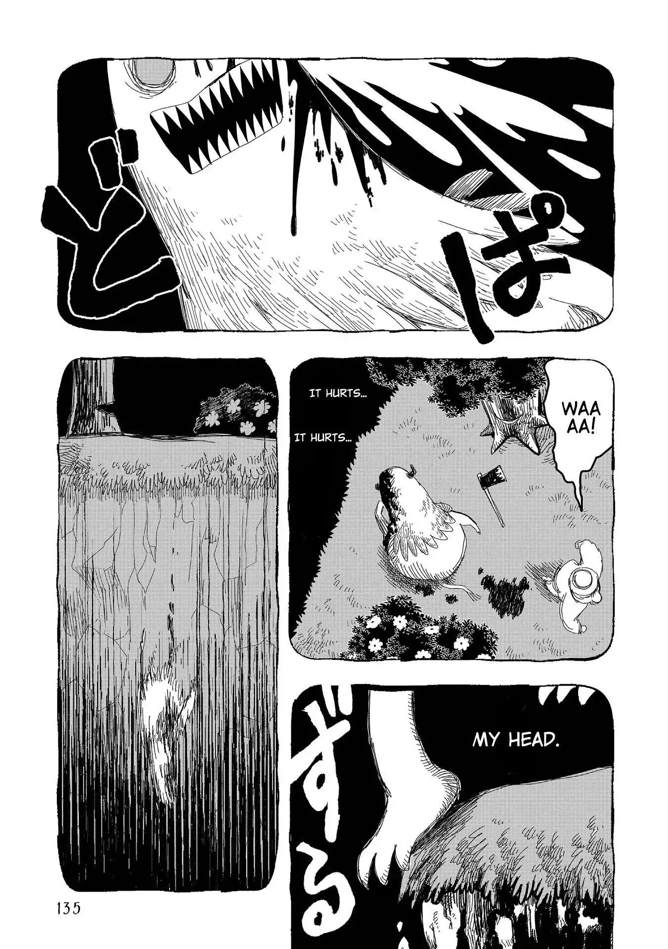 Rojica To Rakkasei Chapter 6: Bakubaku The Monster page 17 - Mangakakalots.com