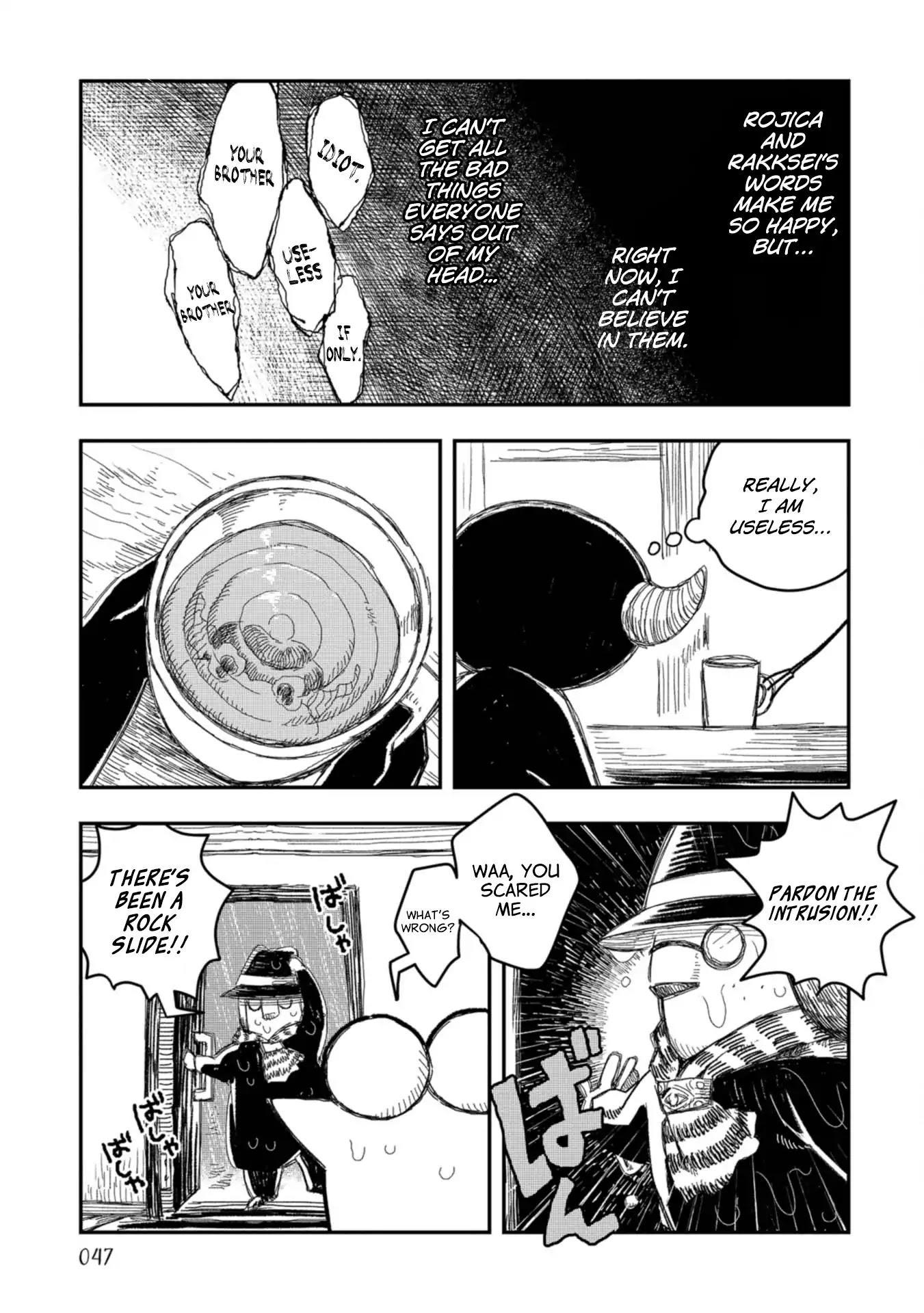 Rojica To Rakkasei Chapter 10.5 page 8 - Mangakakalots.com