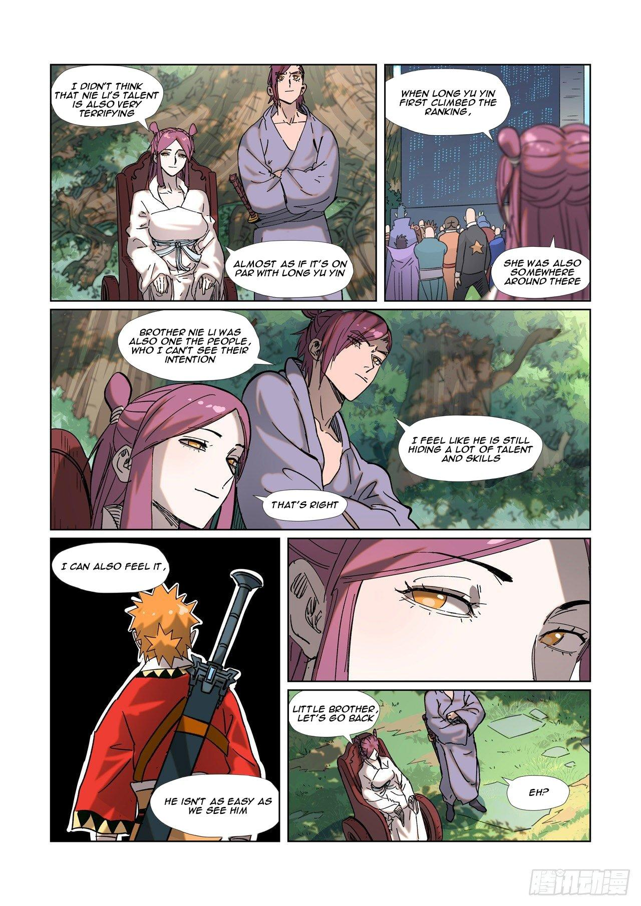 Tales Of Demons And Gods Chapter 314.5 page 7 - Mangakakalots.com