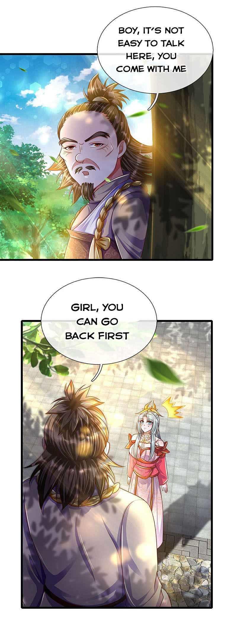 Shura Sword Sovereign Chapter 161 page 10 - Mangakakalots.com