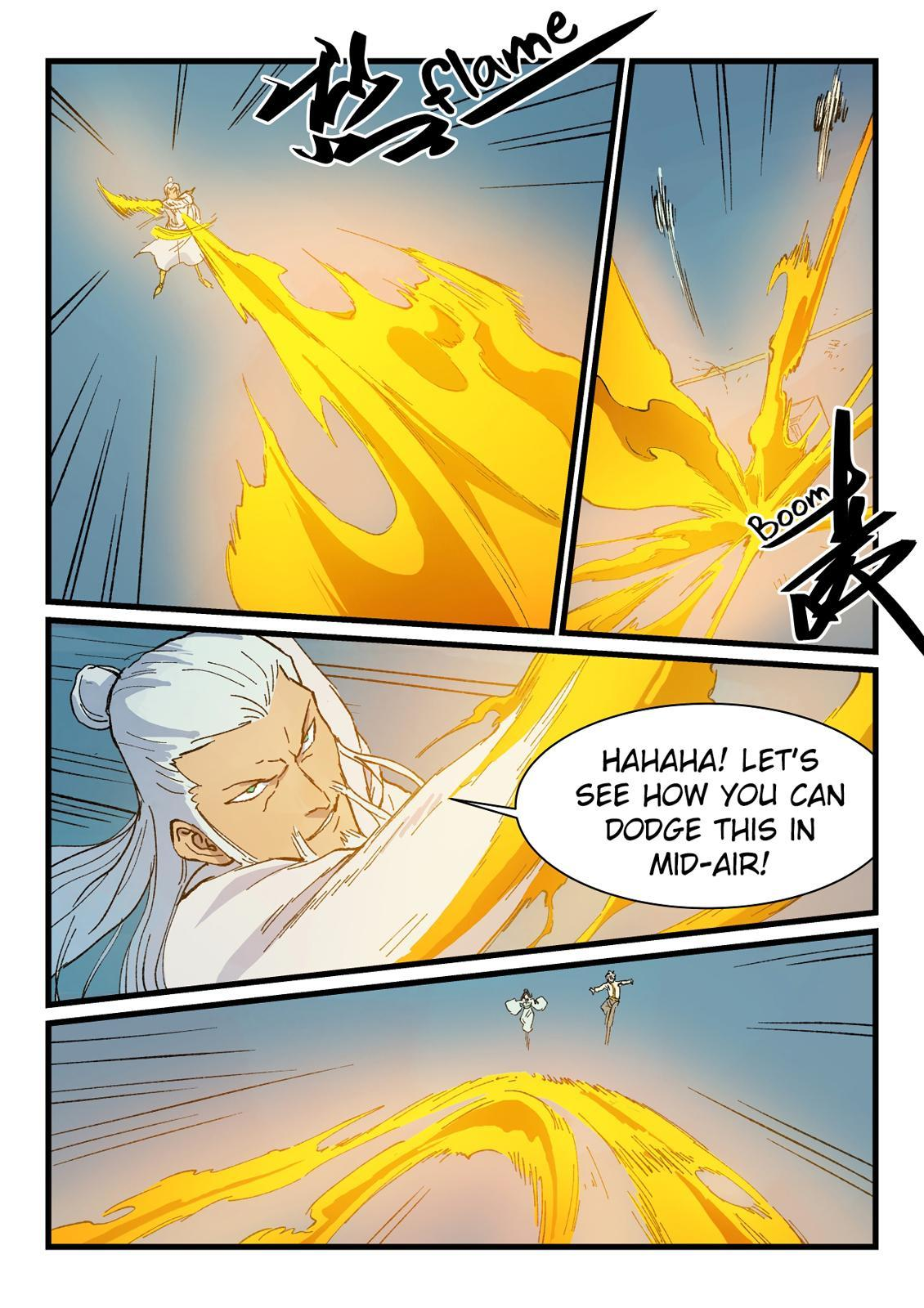 Star Martial God Technique Chapter 406 page 5 - Mangakakalots.com