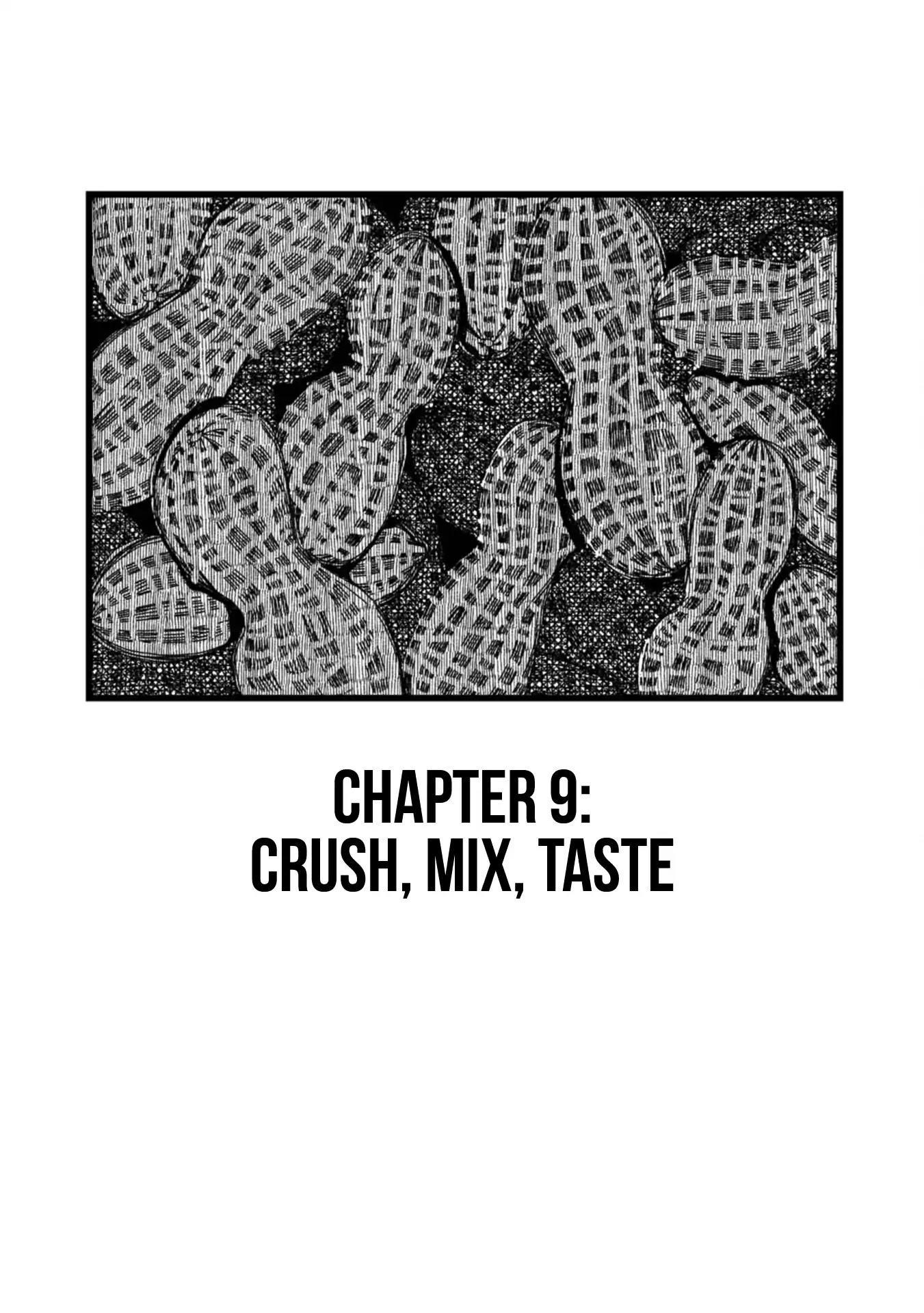 Rojica To Rakkasei Chapter 9: Crush, Mix, Taste page 1 - Mangakakalots.com