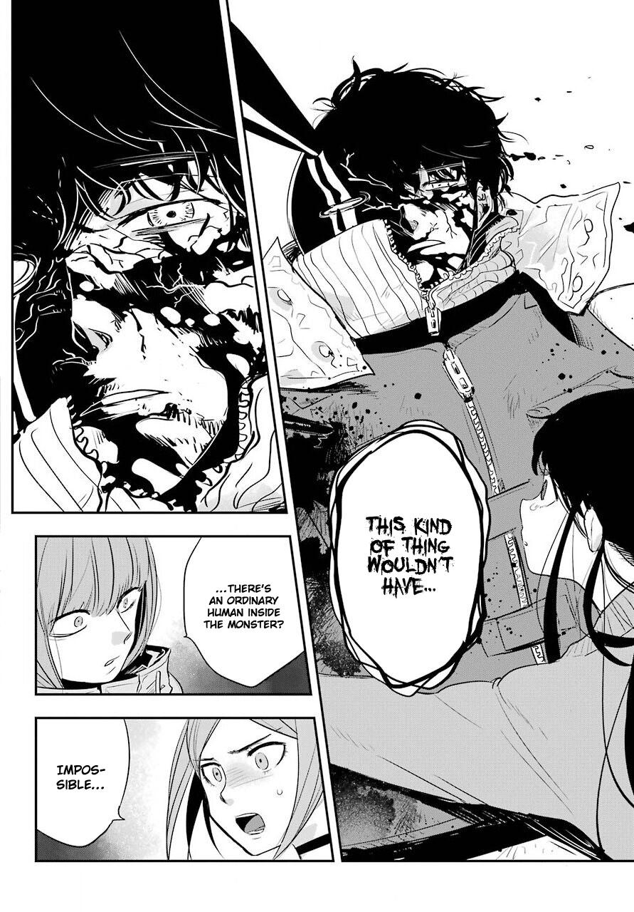 Monstaboo Chapter 11: The Girl And The Secret Of Her Disappointed Love page 32 - Mangakakalots.com