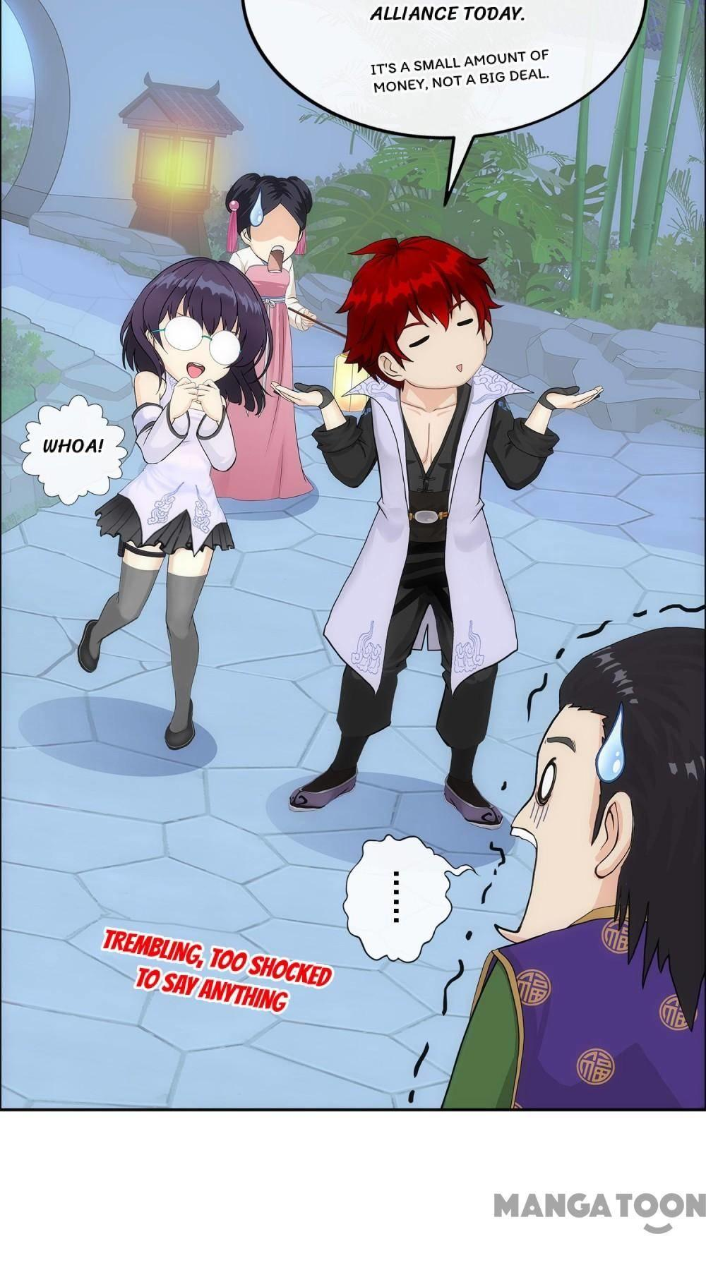 Demon God Chapter 206 page 51 - Mangakakalots.com