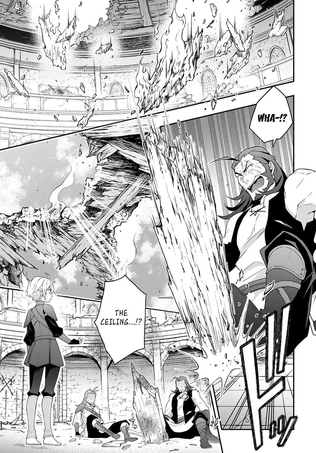 Tensei Kizoku No Isekai Boukenroku ~Jichou Wo Shiranai Kamigami No Shito~ Chapter 33 page 11 - Mangakakalots.com