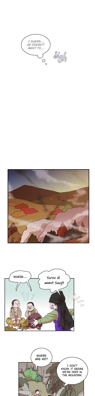 The Crescent Scholar Chapter 5 page 22 - Mangakakalots.com