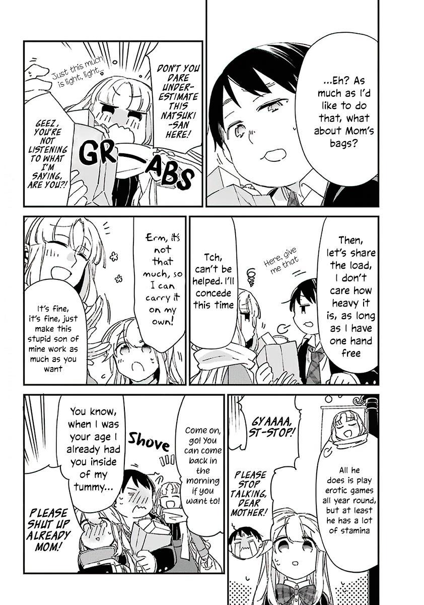Asahina Wakaba To Marumaru Na Kareshi Chapter 8 page 33 - Mangakakalots.com