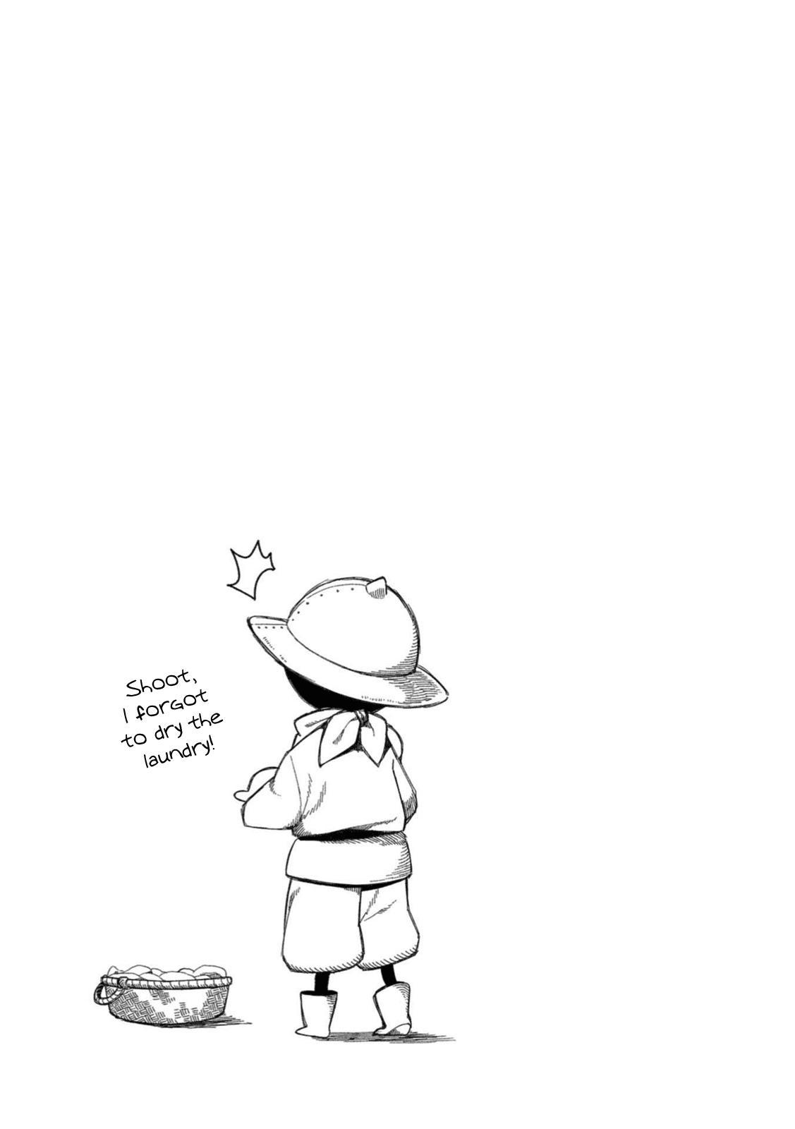 Rojica To Rakkasei Chapter 14: Shii-San's Long Day page 33 - Mangakakalots.com