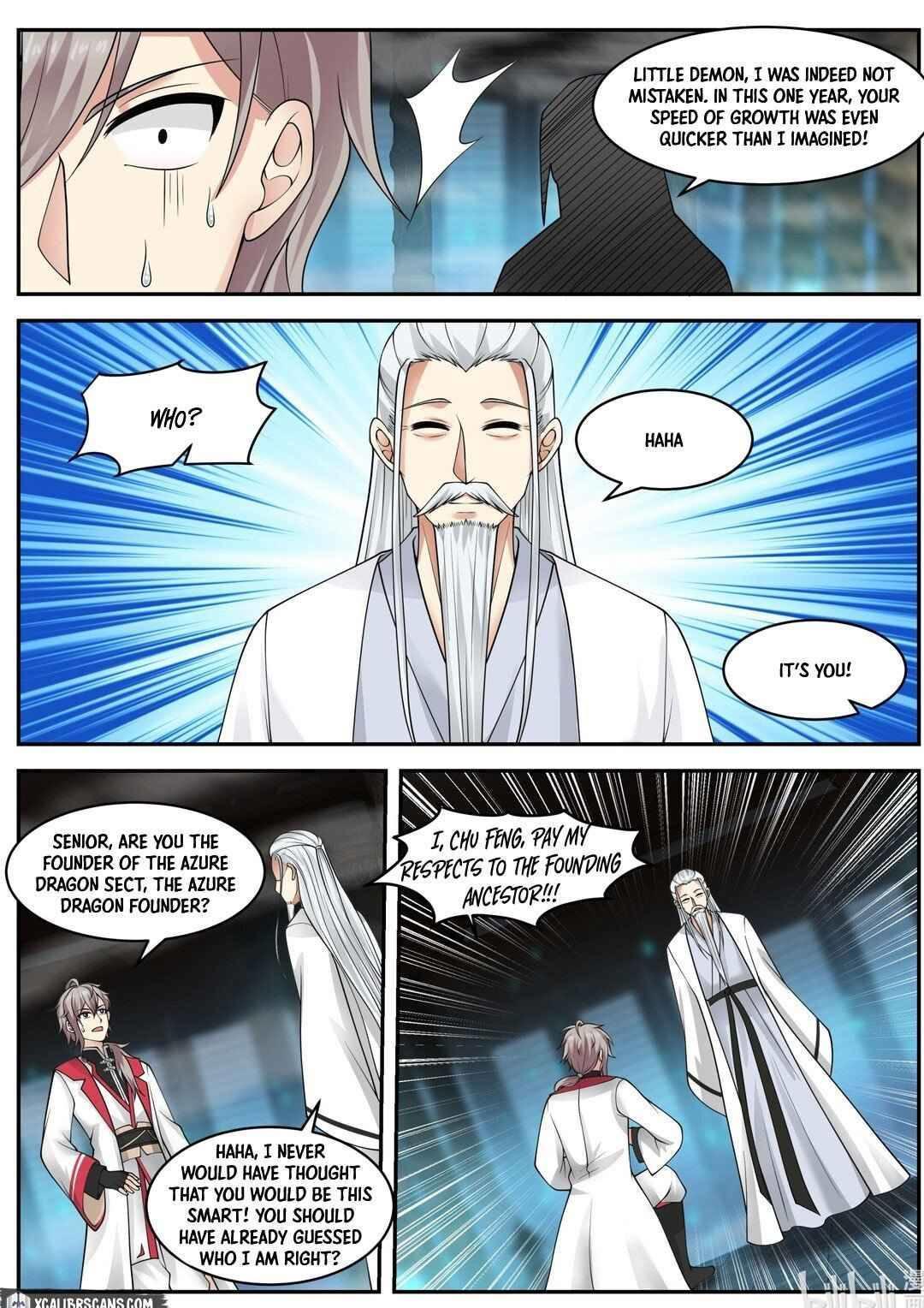 Martial God Asura Chapter 226 page 10 - Mangakakalots.com