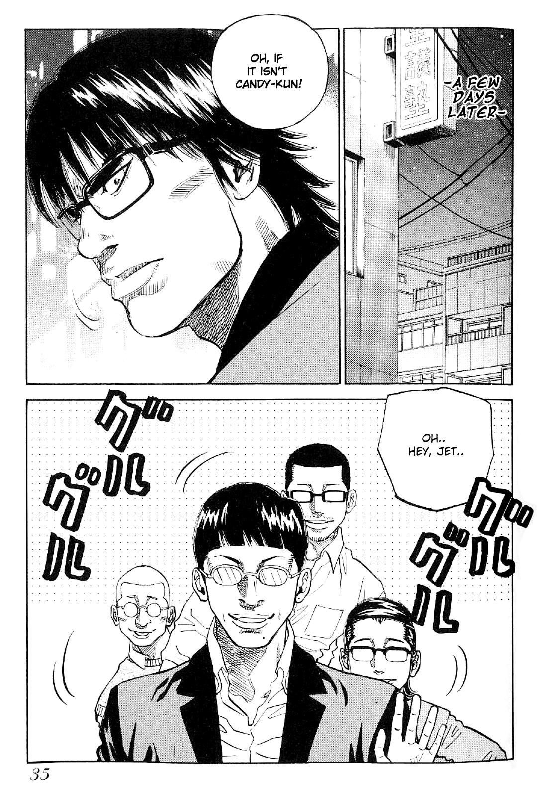 Gang King Vol.9 Chapter 64: Takeo page 9 - Mangakakalots.com