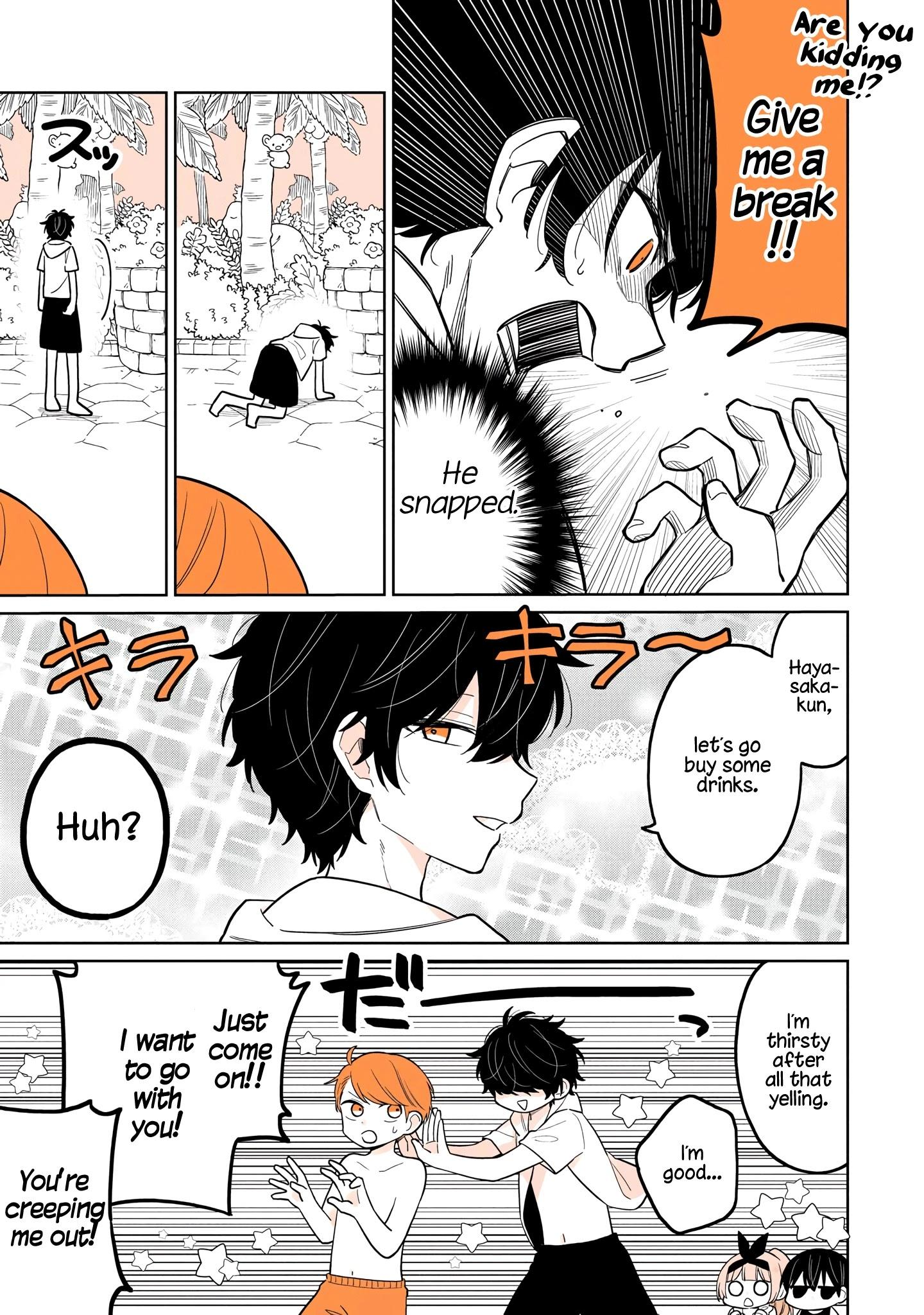 A Lazy Guy Woke Up As A Girl One Morning Chapter 16 page 14 - Mangakakalots.com