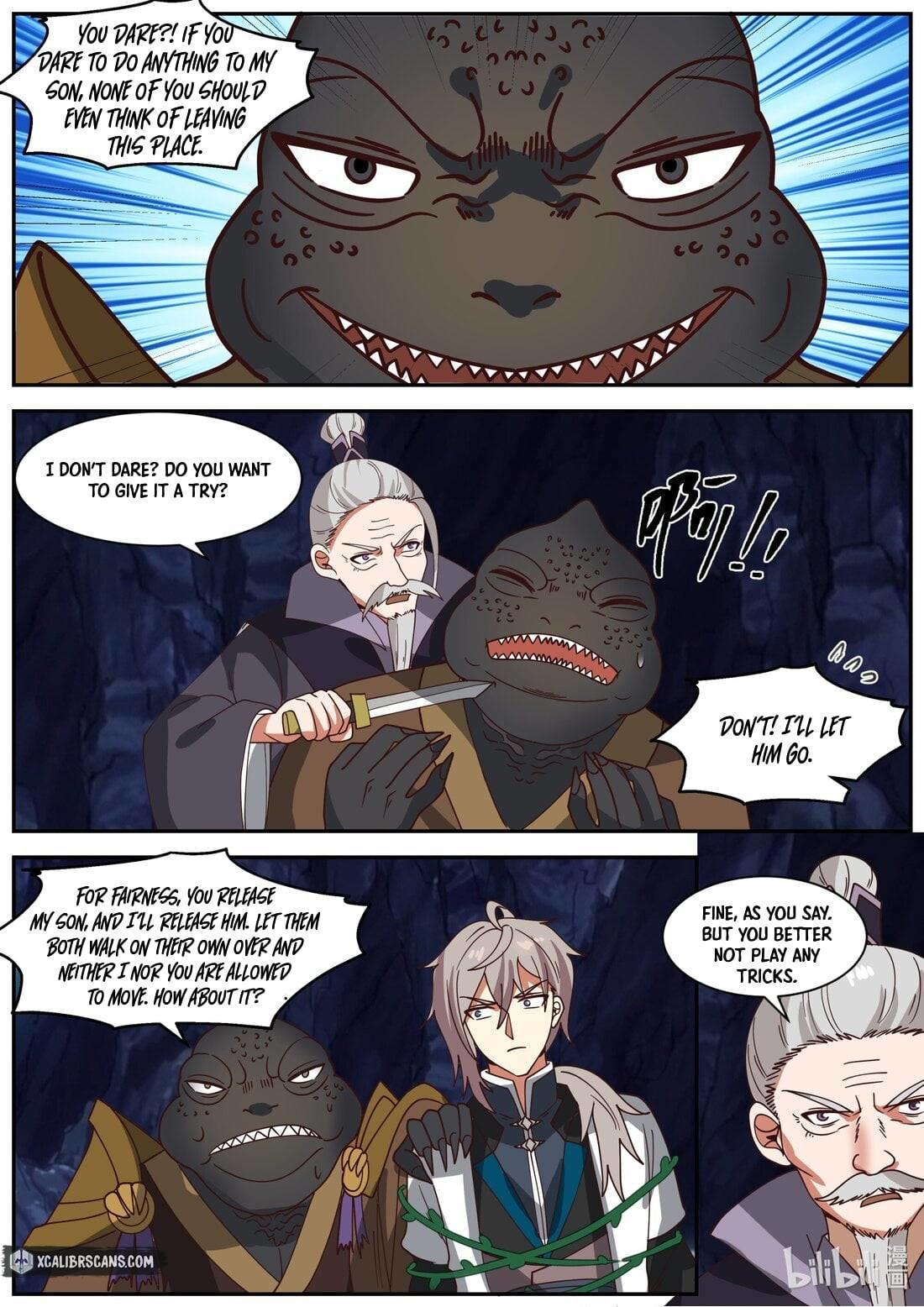 Martial God Asura Chapter 295 page 4 - Mangakakalots.com