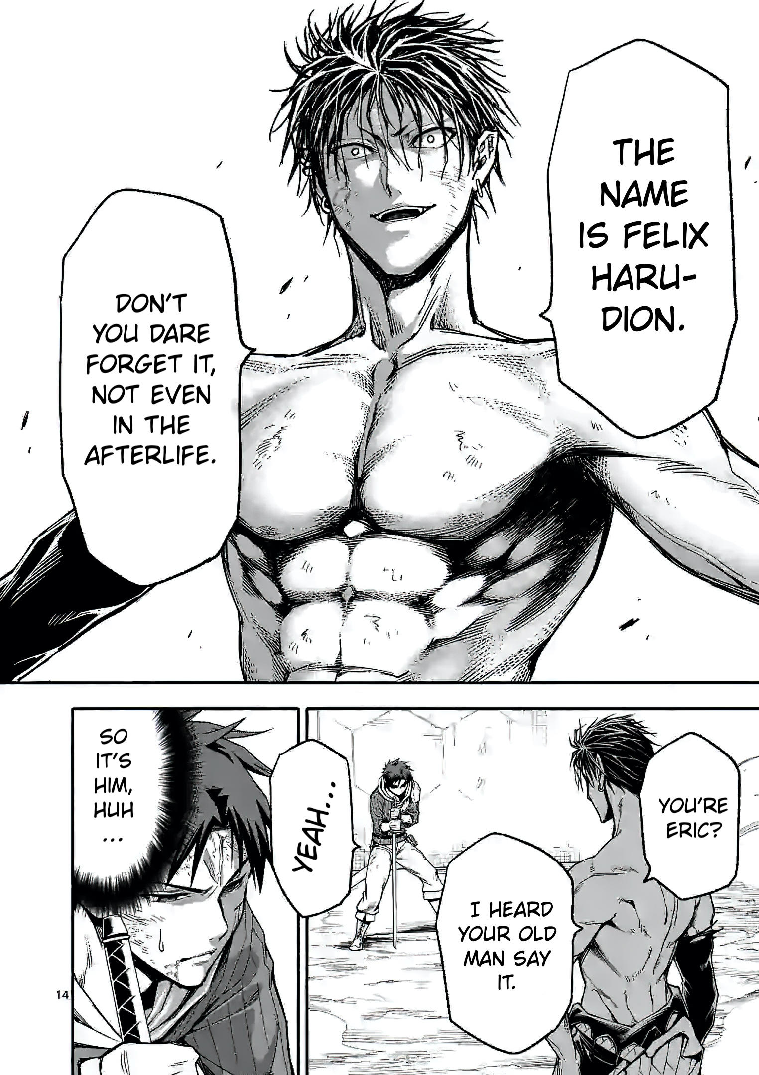 After Being Reborn, I Became The Strongest To Save Everyone Chapter 15 page 15 - Mangakakalots.com