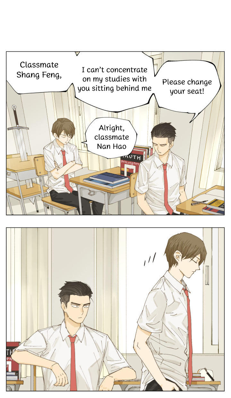 Nan Hao & Shang Feng Chapter 73: After School page 5 - Mangakakalots.com