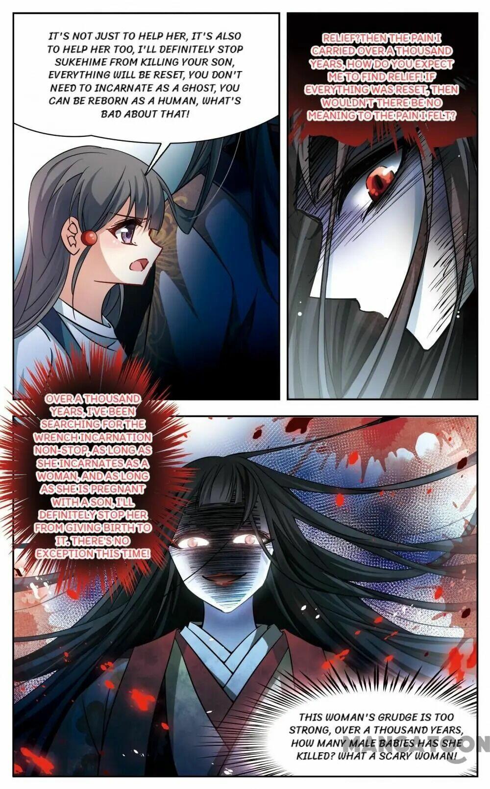 The Journey Chapter 167 page 7 - Mangakakalots.com