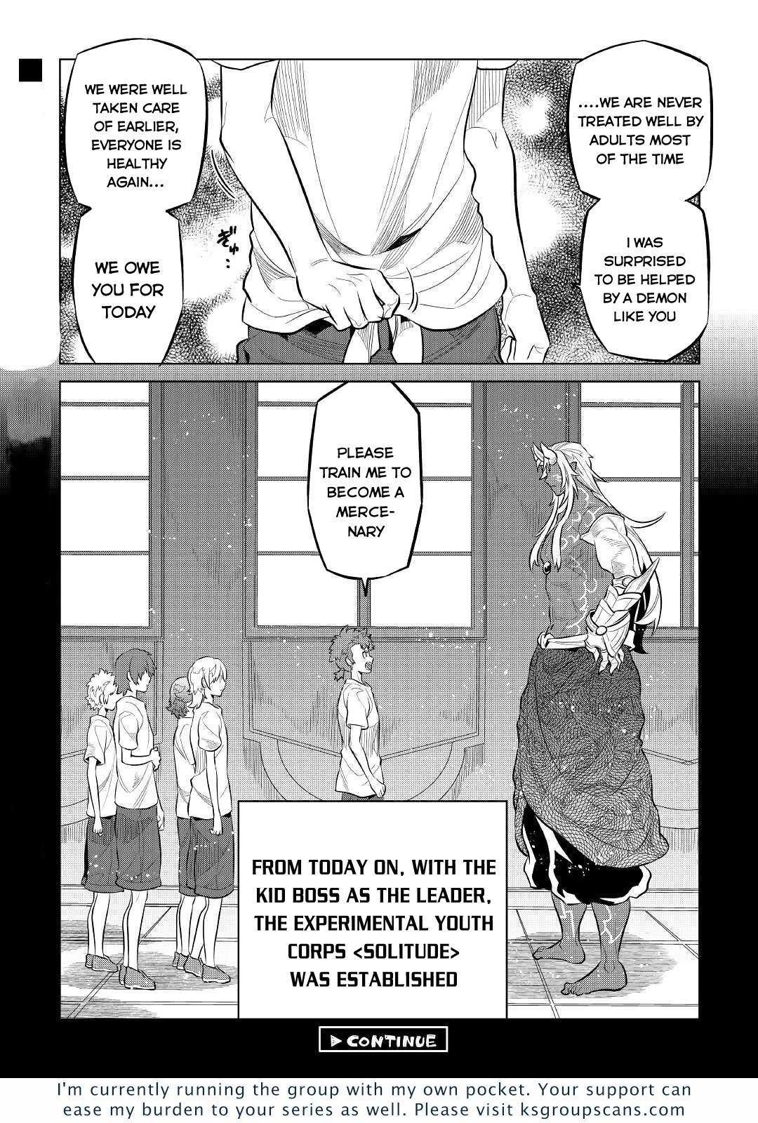 Re:monster Chapter 73 page 21 - Mangakakalot