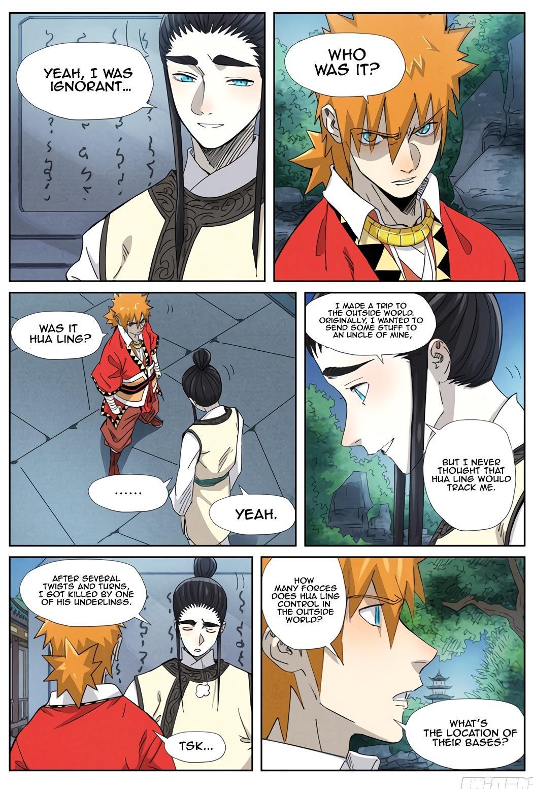 Tales Of Demons And Gods Chapter 347.5 page 7 - Mangakakalots.com