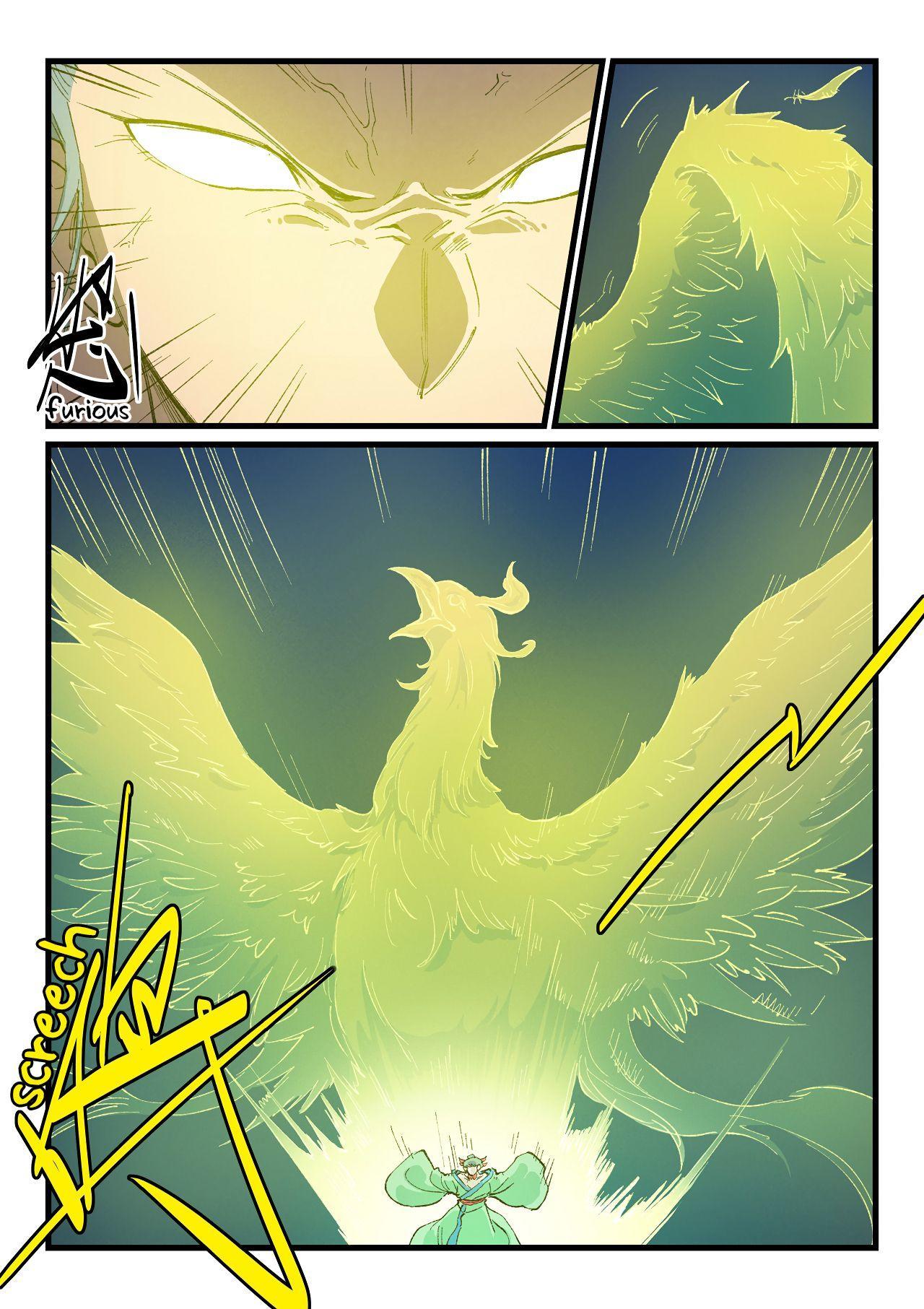 Star Martial God Technique Chapter 423 page 3 - Mangakakalots.com