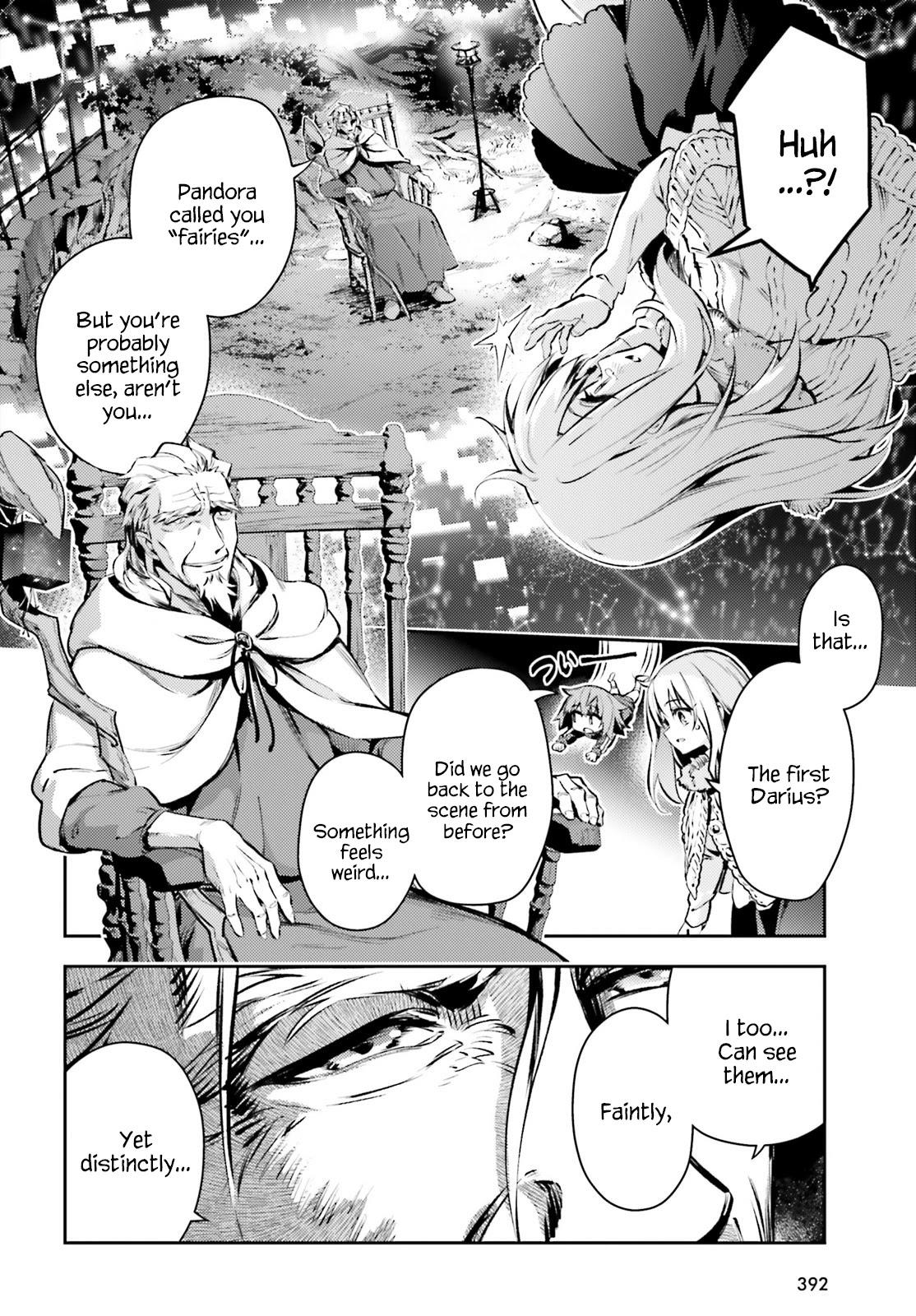 Fate/kaleid Liner Prisma☆Illya 3Rei!! Chapter 65.2: Tactility Of The Planet page 14 - Mangakakalots.com