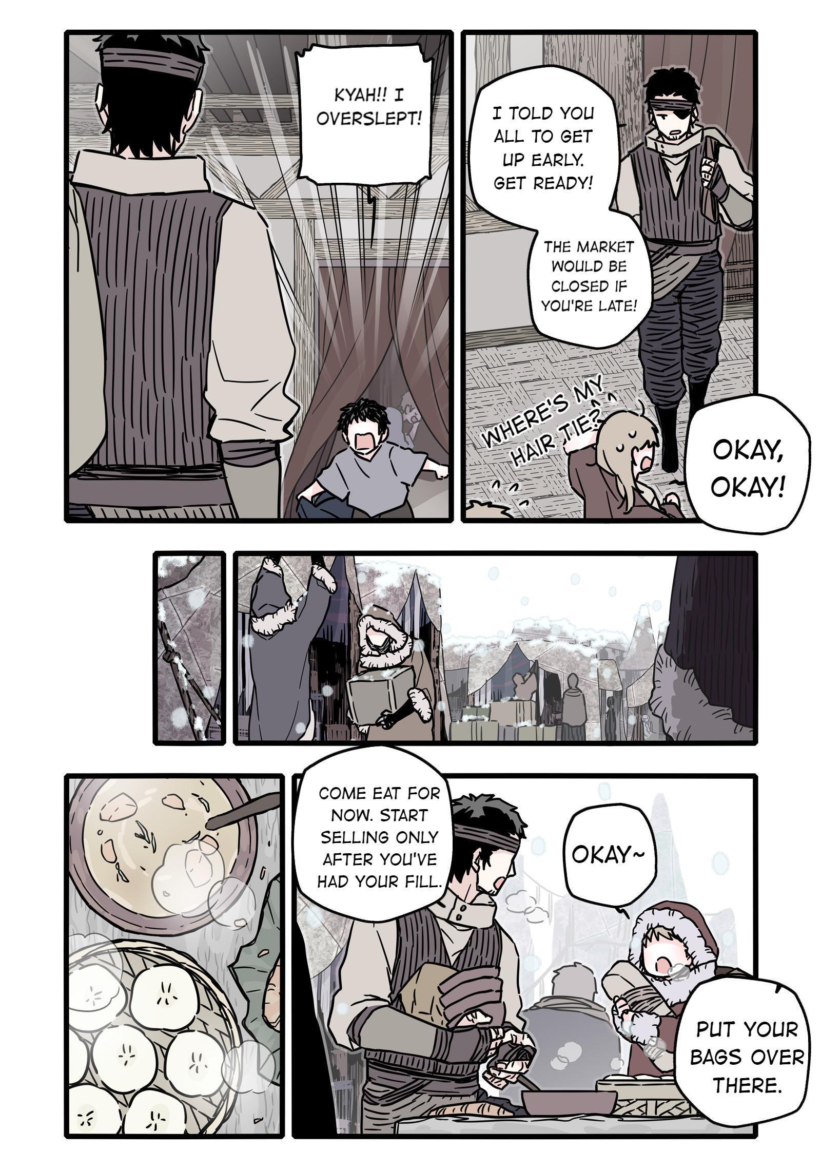 Brainless Witch Chapter 37: Episode 33 page 7 - Mangakakalots.com