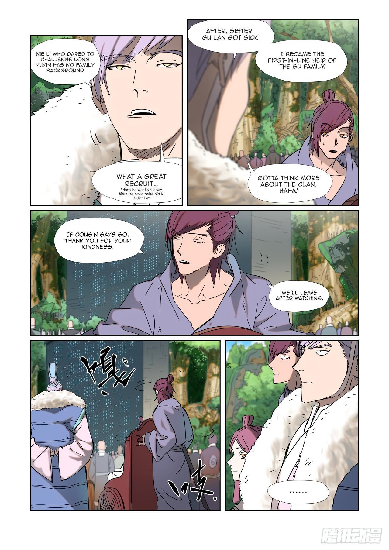Tales Of Demons And Gods Chapter 315.1 page 4 - Mangakakalots.com