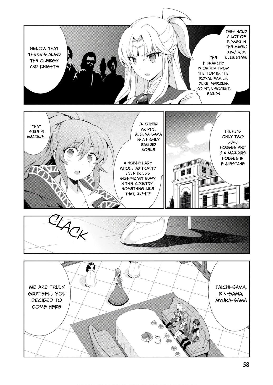 Isekai Cheat Magician Chapter 30 page 19 - Mangakakalots.com
