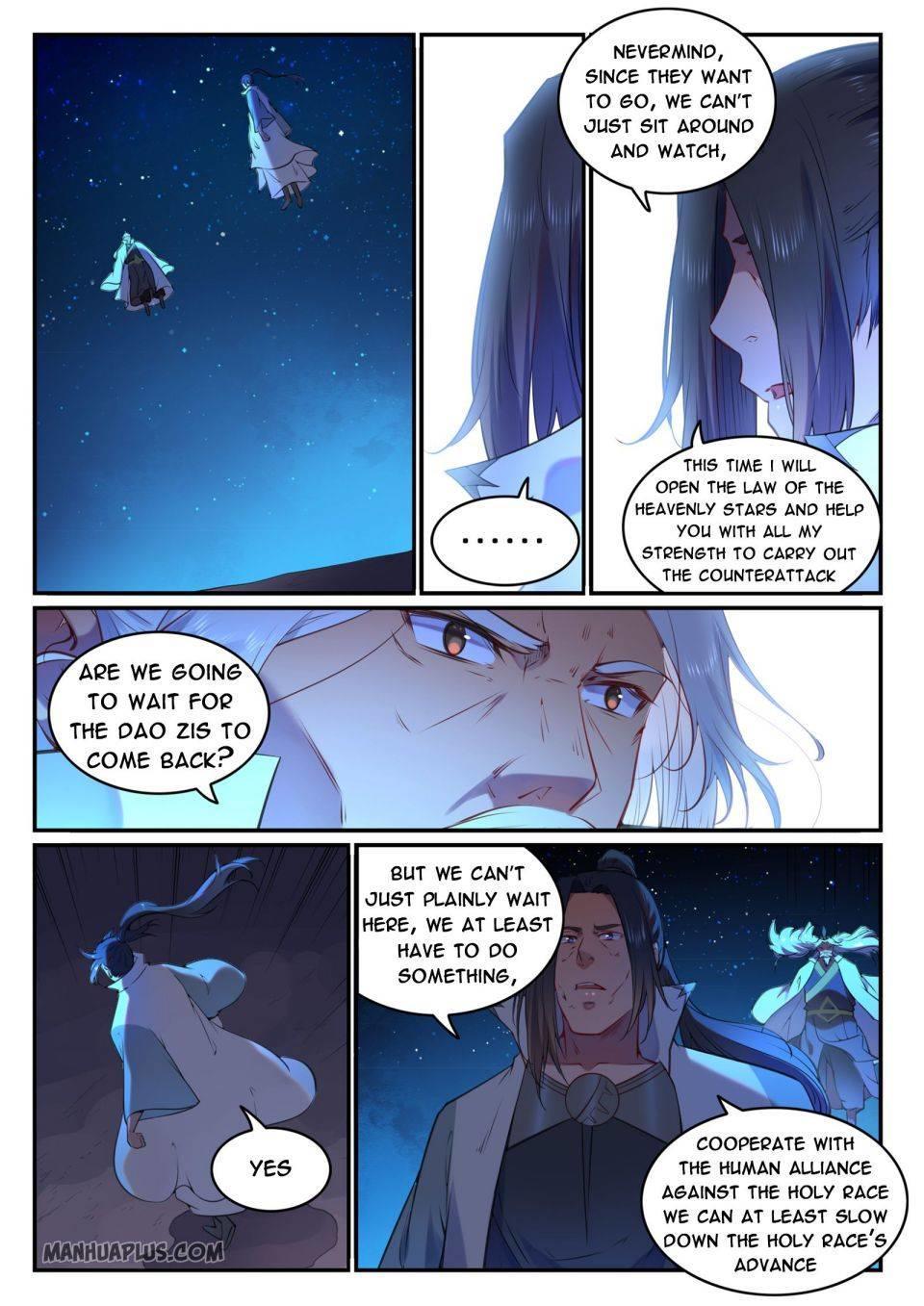 Apotheosis Chapter 768 page 9 - Mangakakalots.com