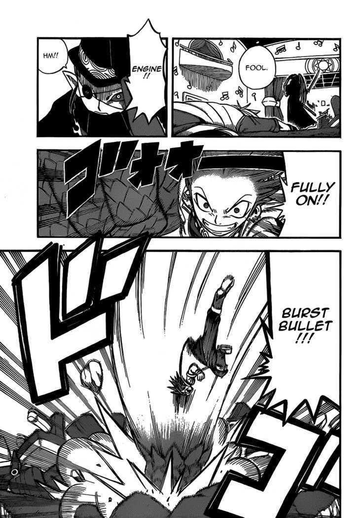 Buster Keel! Vol.2 Chapter 9 : Black?rock?cutter page 15 - Mangakakalots.com
