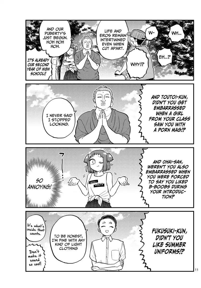 Komi-San Wa Komyushou Desu Chapter 192: The Book Search Club By The River page 2 - Mangakakalot