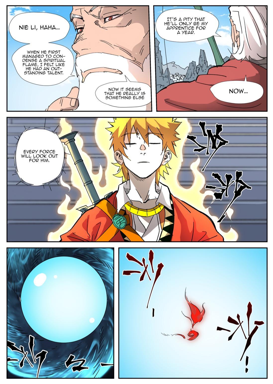Tales Of Demons And Gods Chapter 316.1 page 7 - Mangakakalots.com