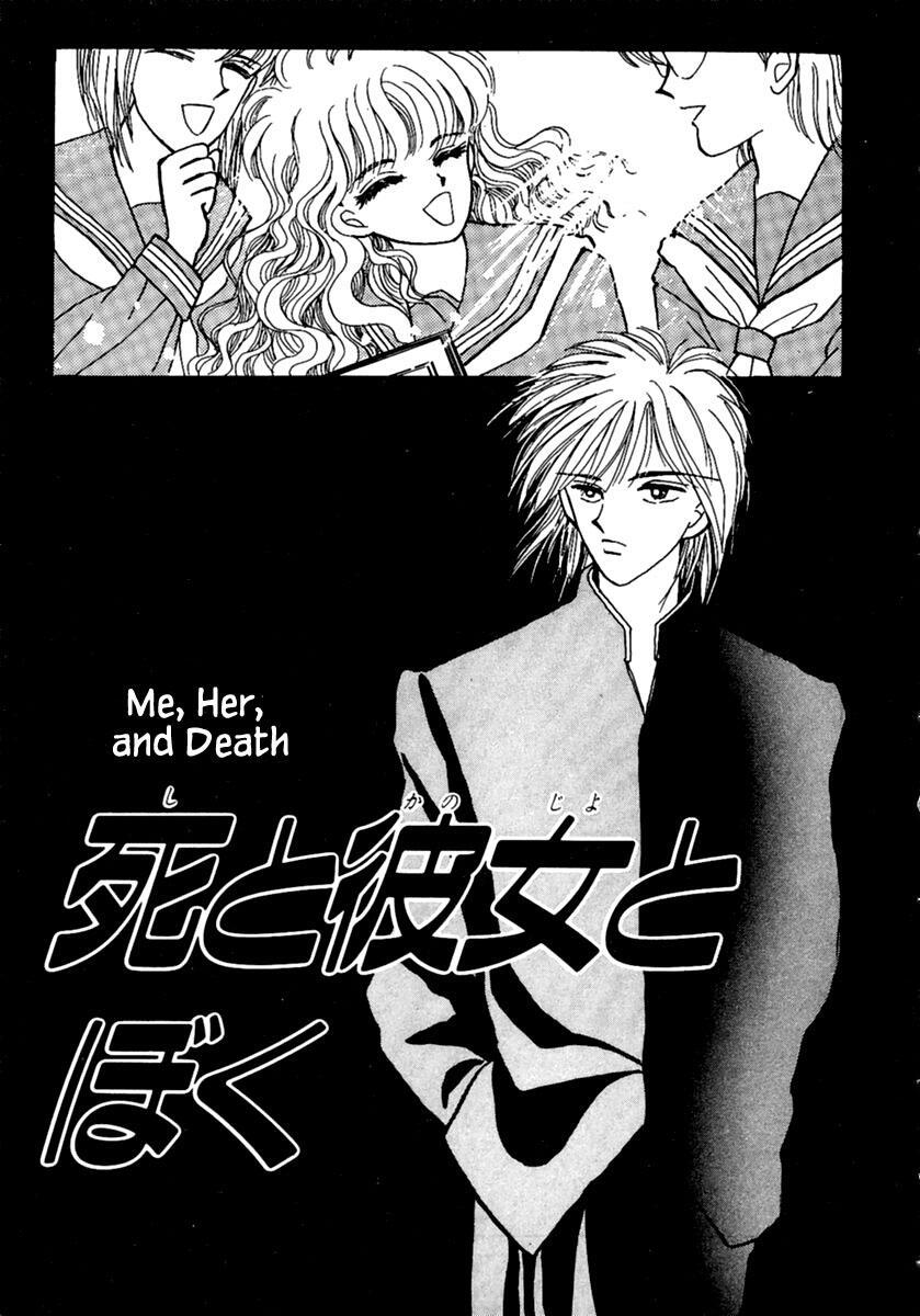 Shi To Kanojo To Boku Chapter 6.1 page 3 - Mangakakalots.com