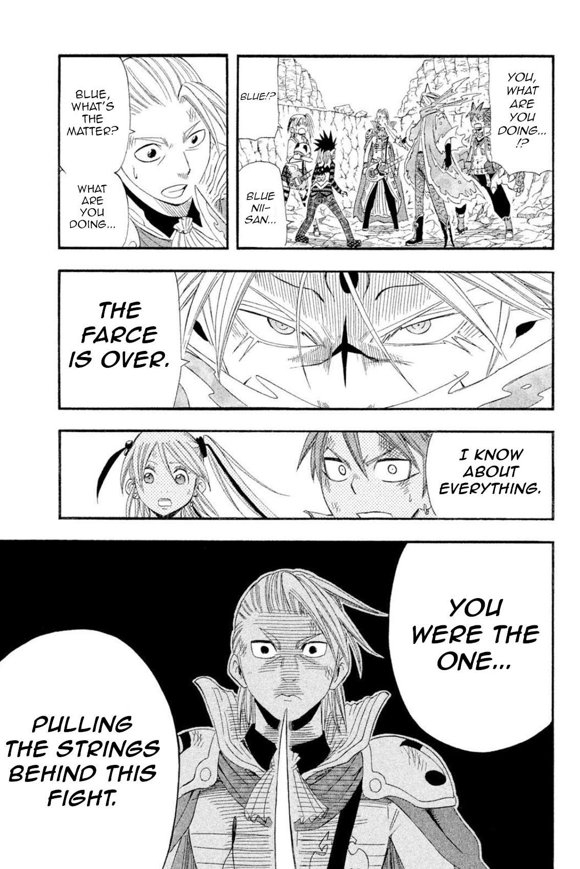 Buster Keel! Chapter 43: Shadowy Soloist (Part 1) page 18 - Mangakakalots.com