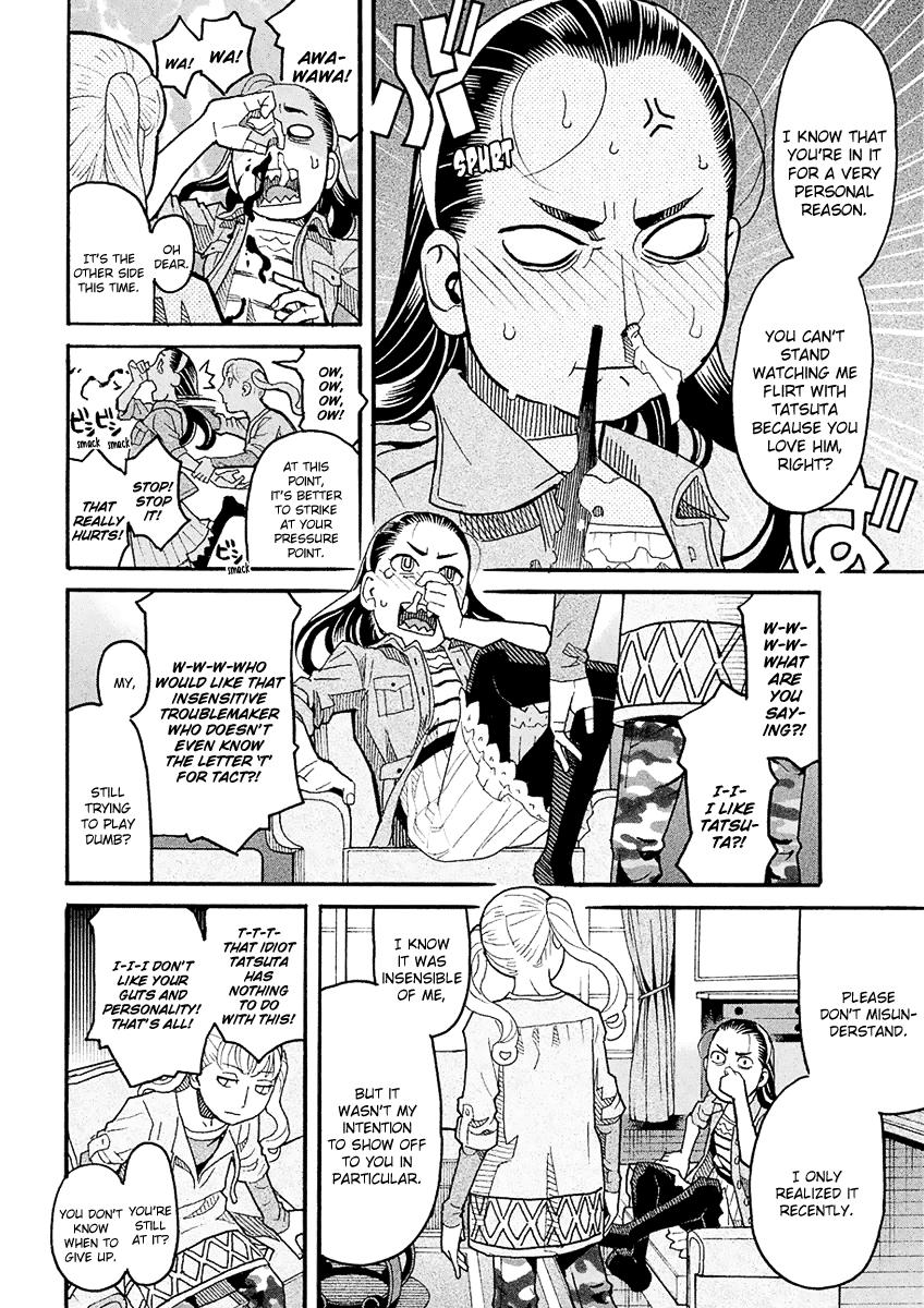 Mozuya-San Gyakujousuru Chapter 47: Mozuya-San Confesses page 20 - Mangakakalots.com