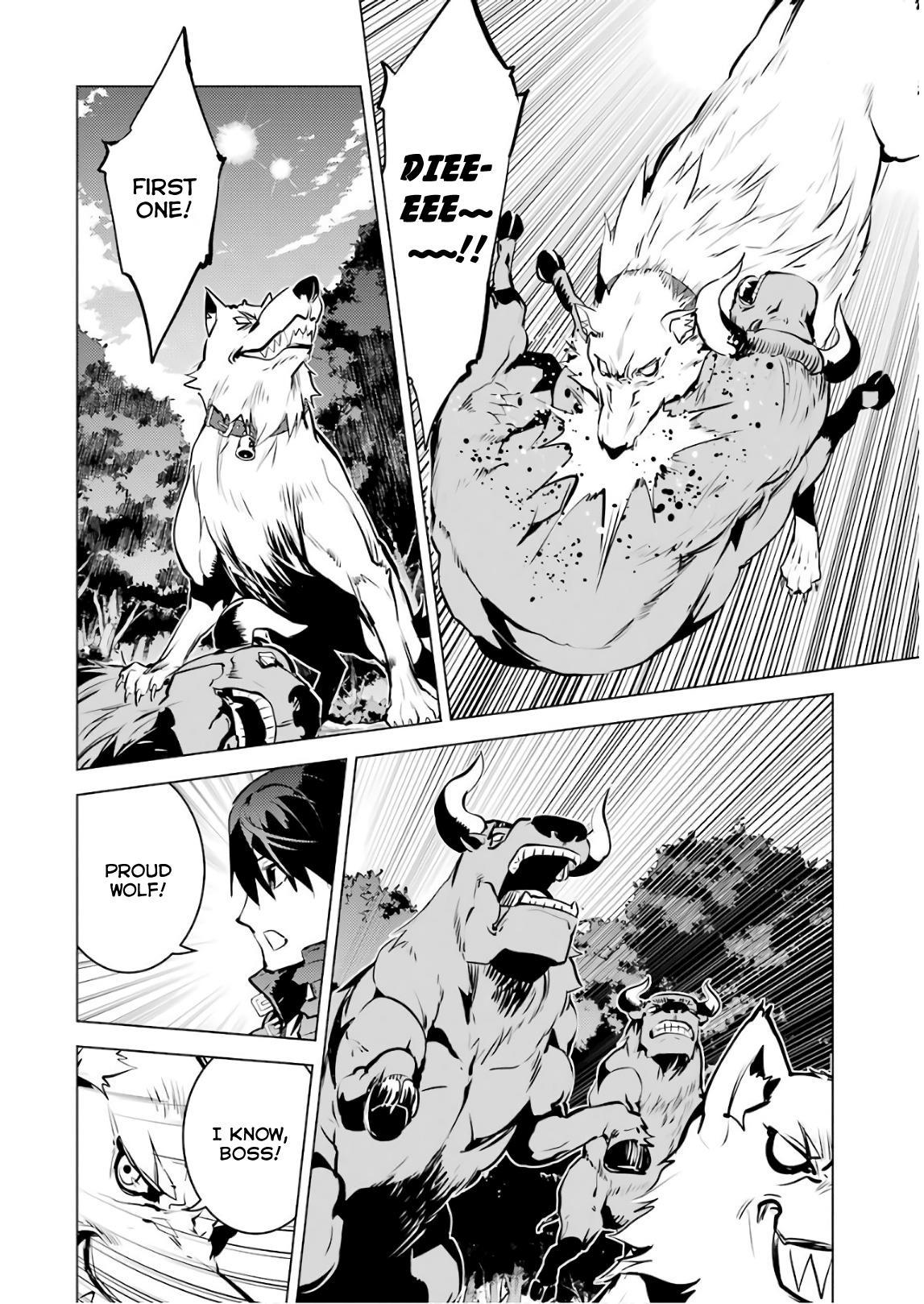 Tensei Kenja No Isekai Raifu ~Daini No Shokugyo Wo Ete, Sekai Saikyou Ni Narimashita~ Vol.5 Chapter 15: I Was Being Pursued page 34 - Mangakakalots.com