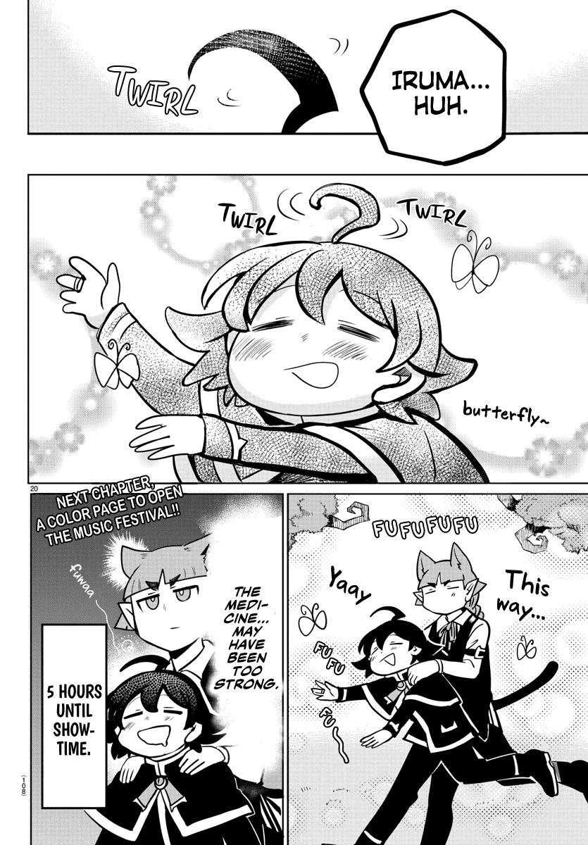 Mairimashita! Iruma-Kun Vol.19 Chapter 163: Amduscias page 19 - Mangakakalots.com