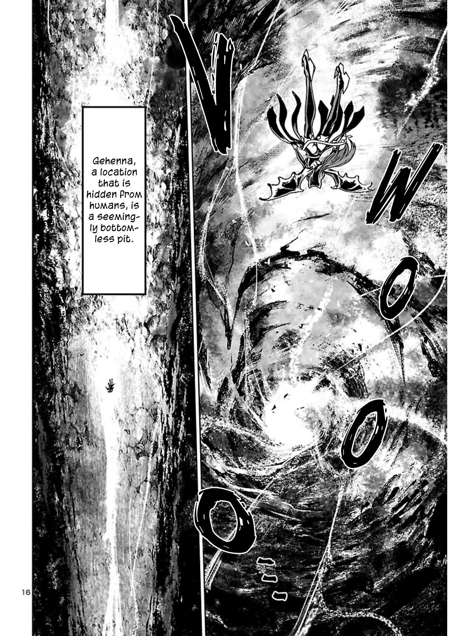 Succubus & Hitman Chapter 16: A Storm Right Around The Corner page 17 - Mangakakalots.com