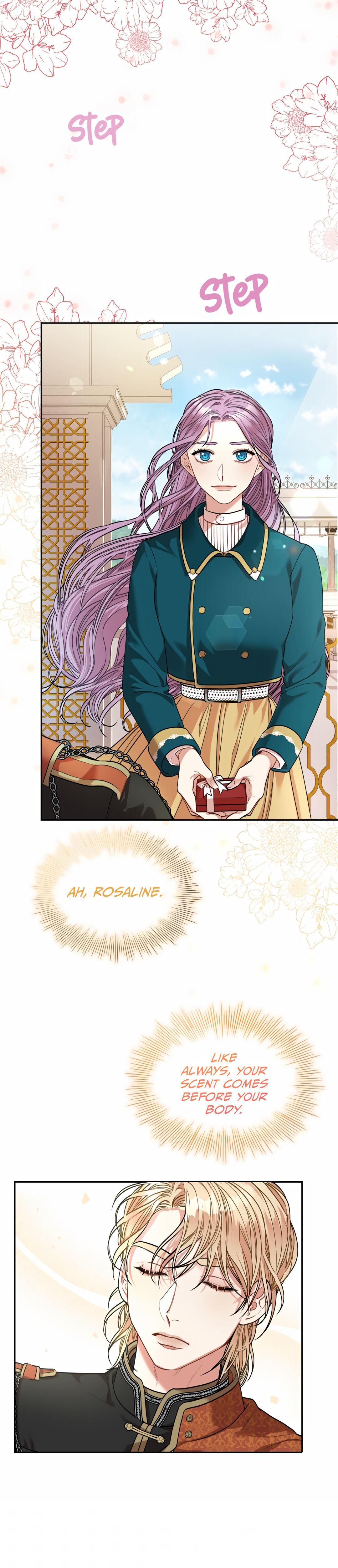 I Became The Tyrant'S Secretary Chapter 27 page 23 - Mangakakalots.com